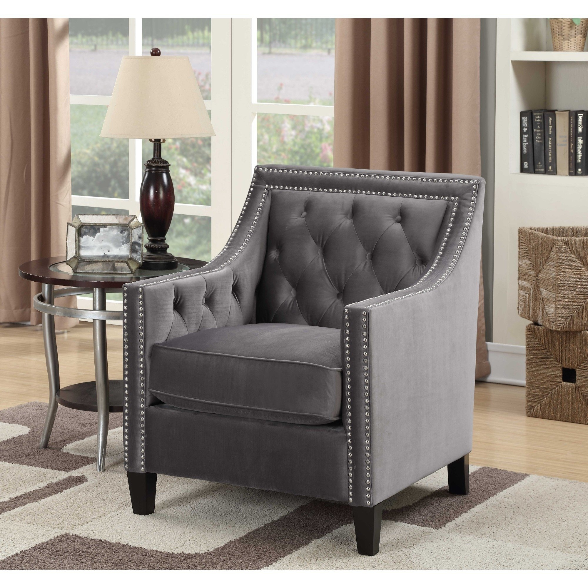 Inspiration about Recent Teagan Side Chairs Regarding Shop Picket House Furnishings Teagan Accent Chair – Free Shipping (#9 of 20)