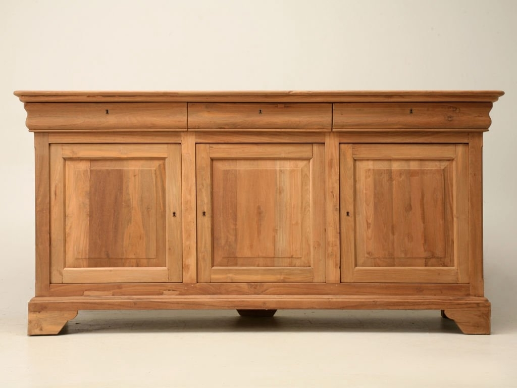 Inspiration about Reclaimed Wood Sideboard From Wine Cabinet — Rocket Uncle Rocket Uncle Throughout Recent Reclaimed 3 Drawer Icebox Sideboards (#15 of 20)