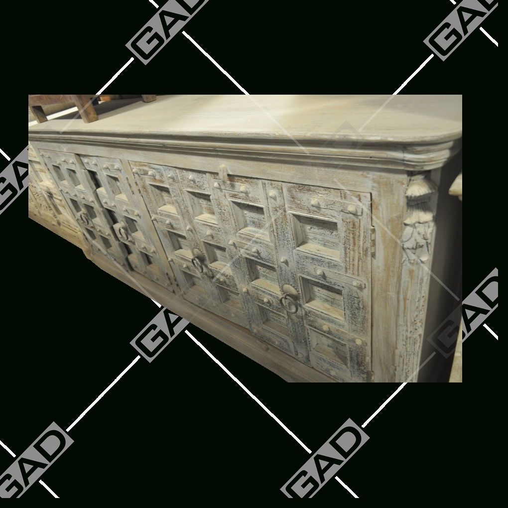 Inspiration about Regal Antique Sideboard – Antique Furniture Within Best And Newest Corrugated Natural 6 Door Sideboards (#20 of 20)