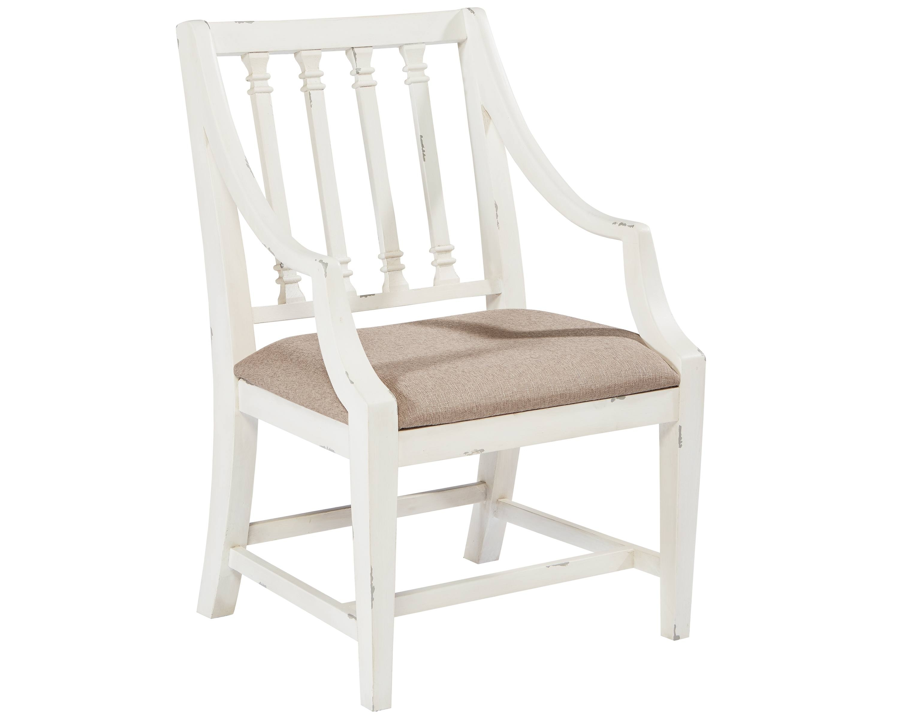 Popular Photo of Magnolia Home Revival Arm Chairs