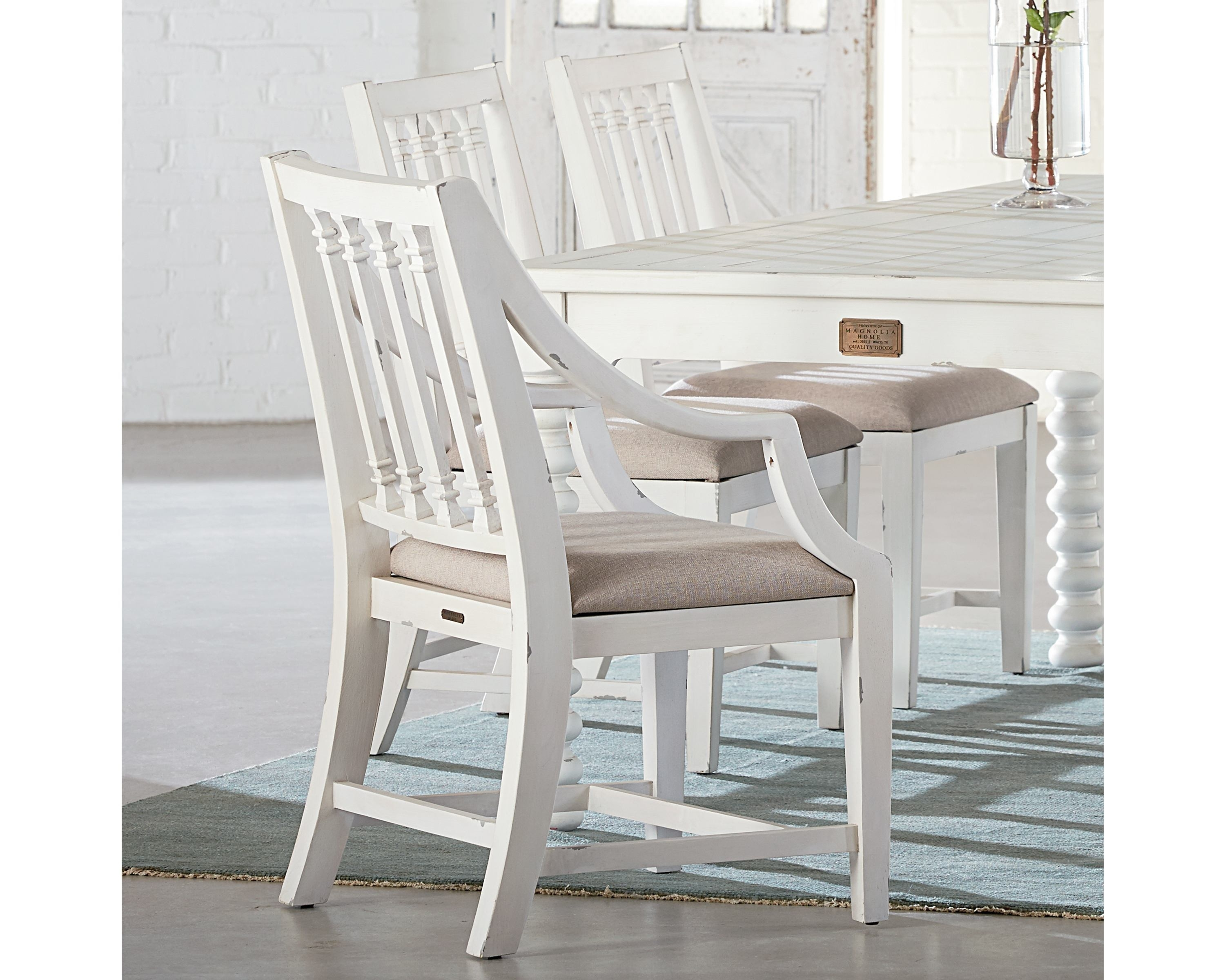 Revival Arm Chair – Magnolia Home Pertaining To Favorite Magnolia Home Revival Side Chairs (#15 of 20)
