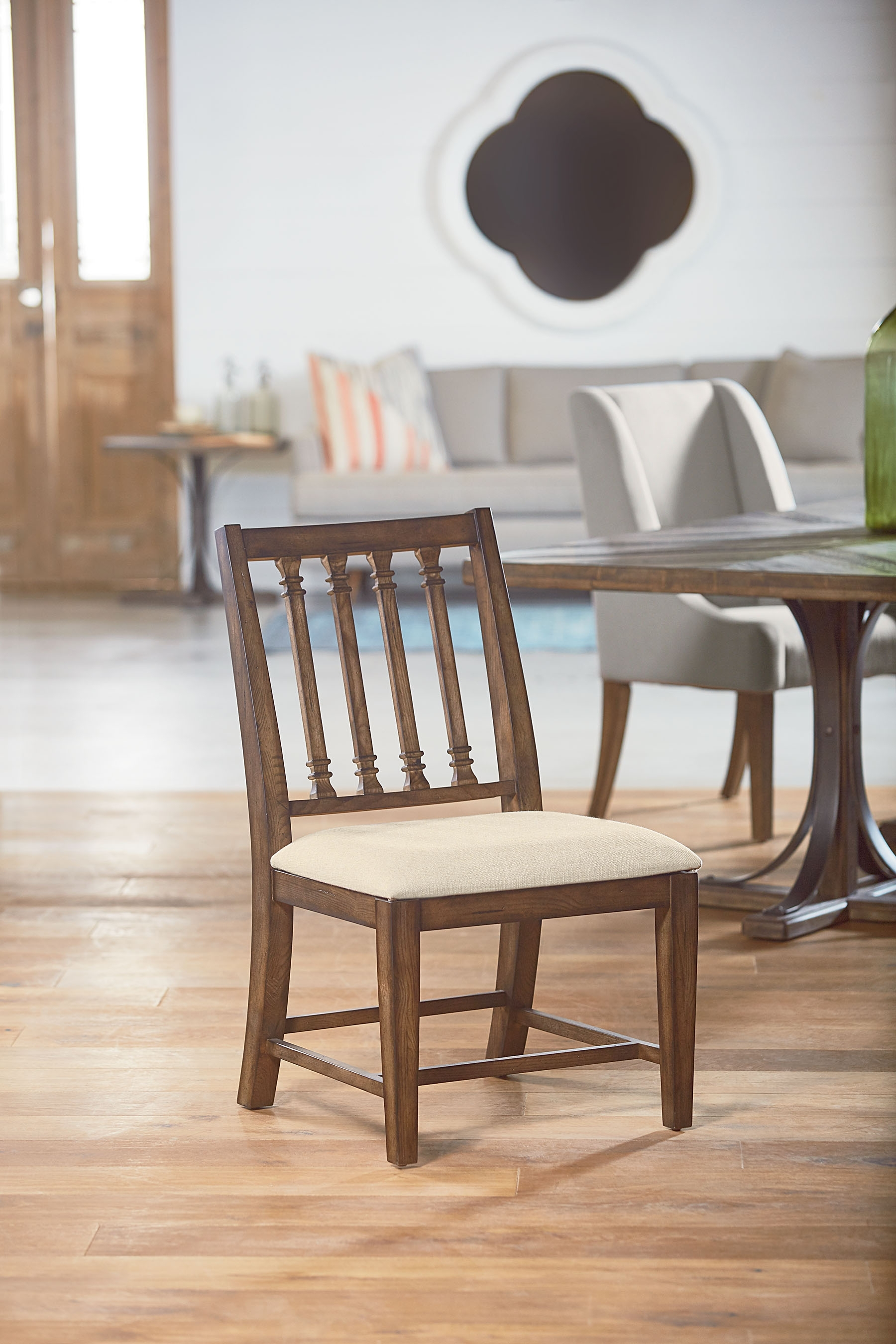 Inspiration about Revival Side Chair – Magnolia Home Intended For Popular Magnolia Home Revival Jo's White Arm Chairs (#13 of 20)