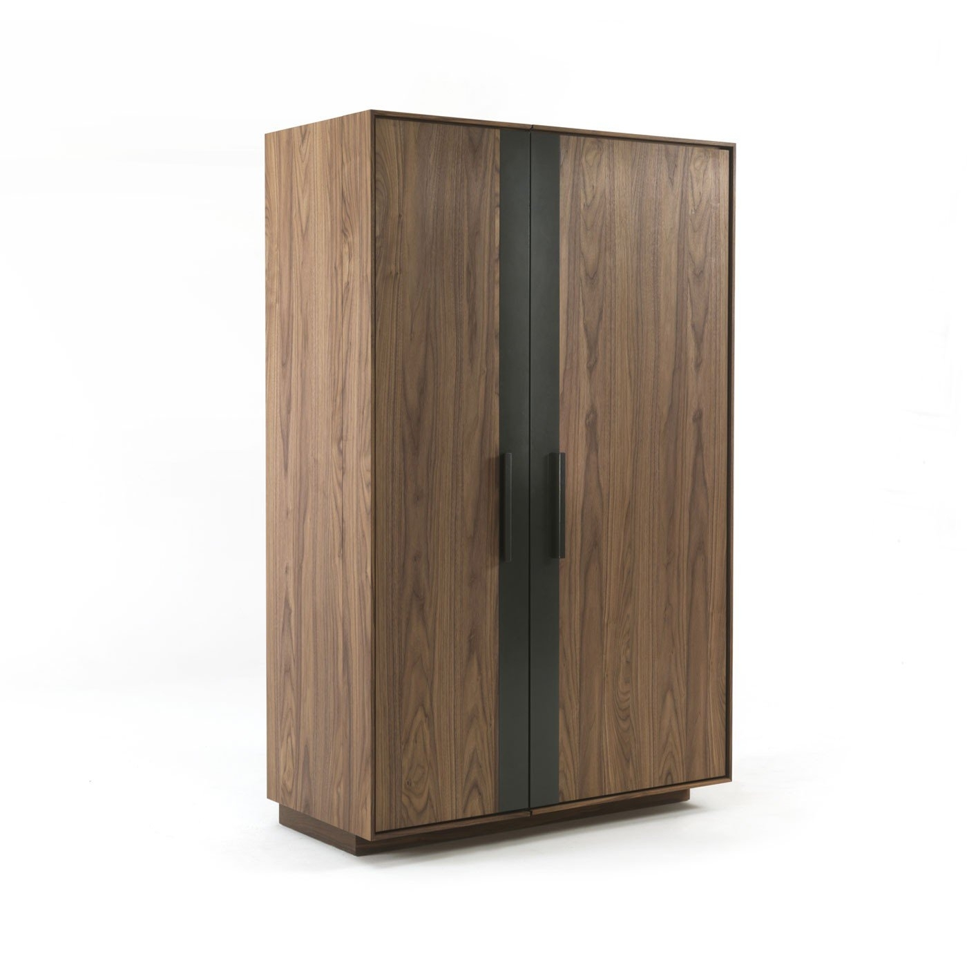 Inspiration about Riva 1920 Cambusa Wine Cabinet Walnut | Heal's Pertaining To Latest Charcoal Finish 4 Door Jumbo Sideboards (#2 of 20)
