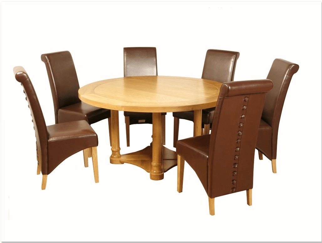 Rocco Round Dining Set – Furniture Shop Dublin (#14 of 20)