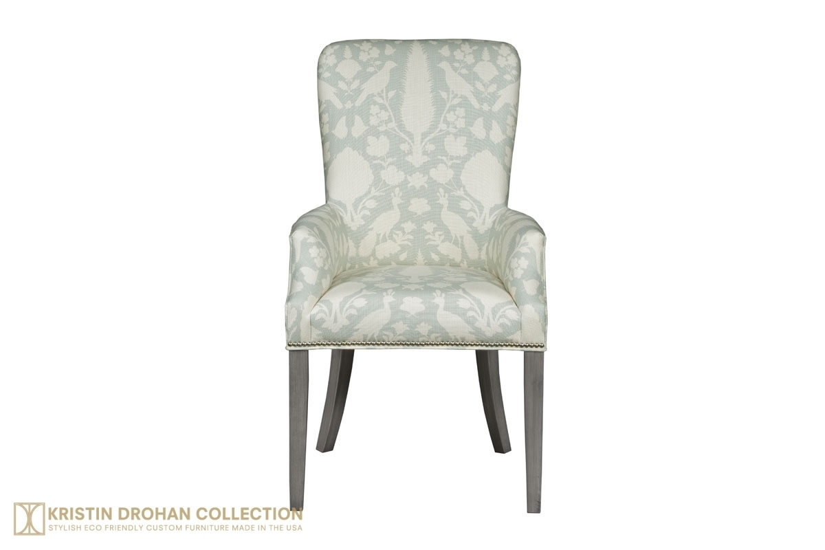 Inspiration about Rosemary Host Chair – The Kristin Drohan Collection With Regard To Latest Market Host Chairs (#20 of 20)
