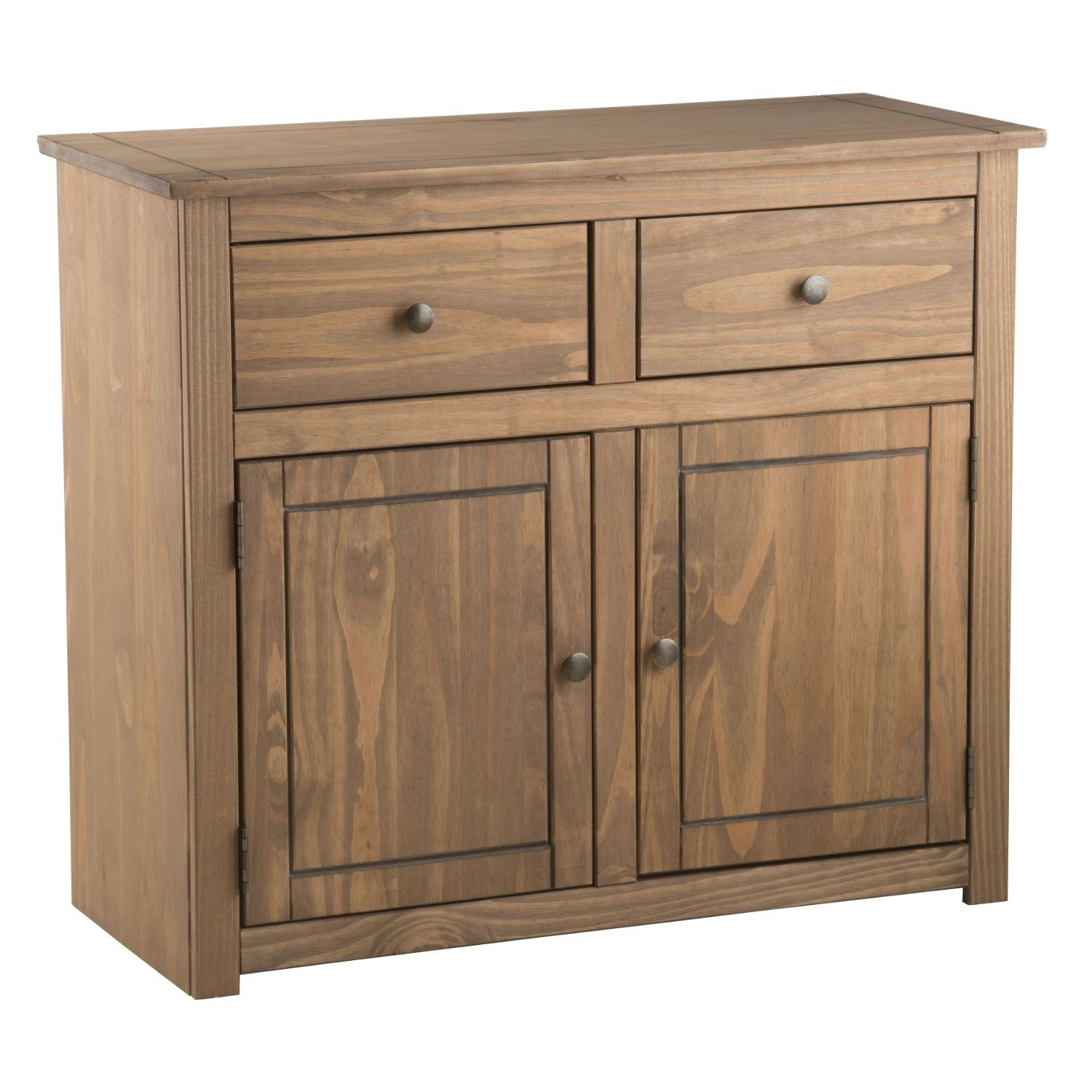 Santiago 2 Door 2 Drawer Sideboard – Next Day Delivery Santiago 2 Inside Most Current 2 Drawer Sideboards (#13 of 20)