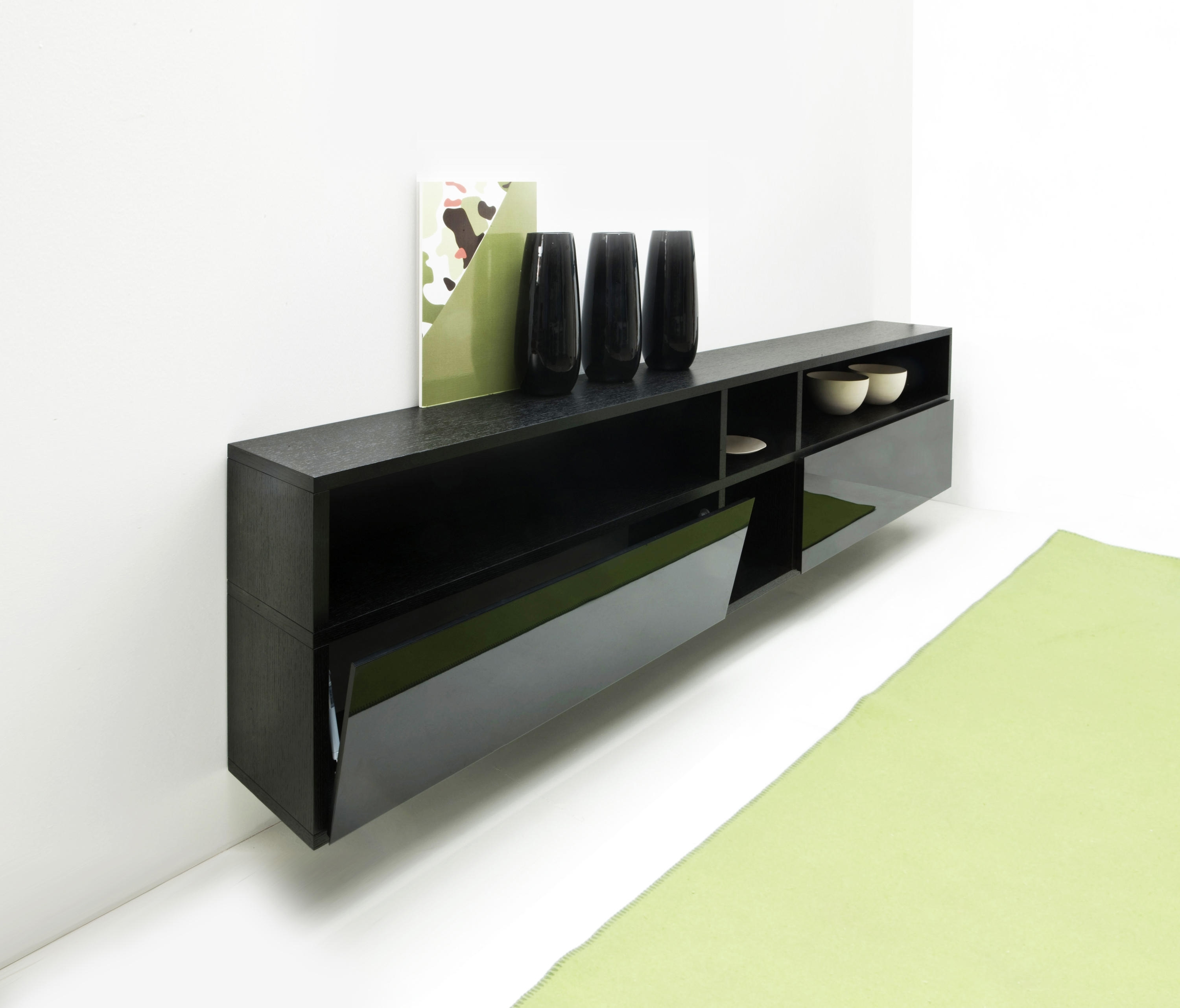 Set System Sideboard – Sideboards From Former | Architonic With Current Cass 2 Door Sideboards (View 7 of 20)