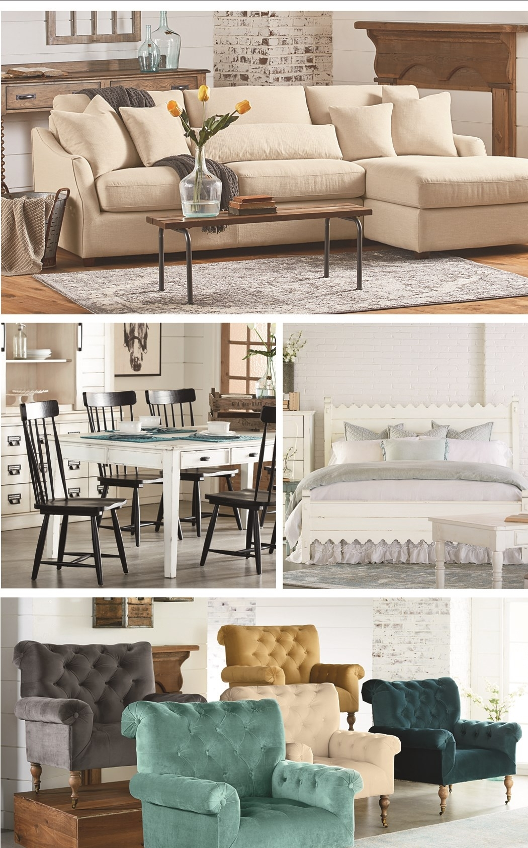 Sherman, Gainesville, Texoma Texas Regarding Newest Magnolia Home Revival Arm Chairs (#18 of 20)