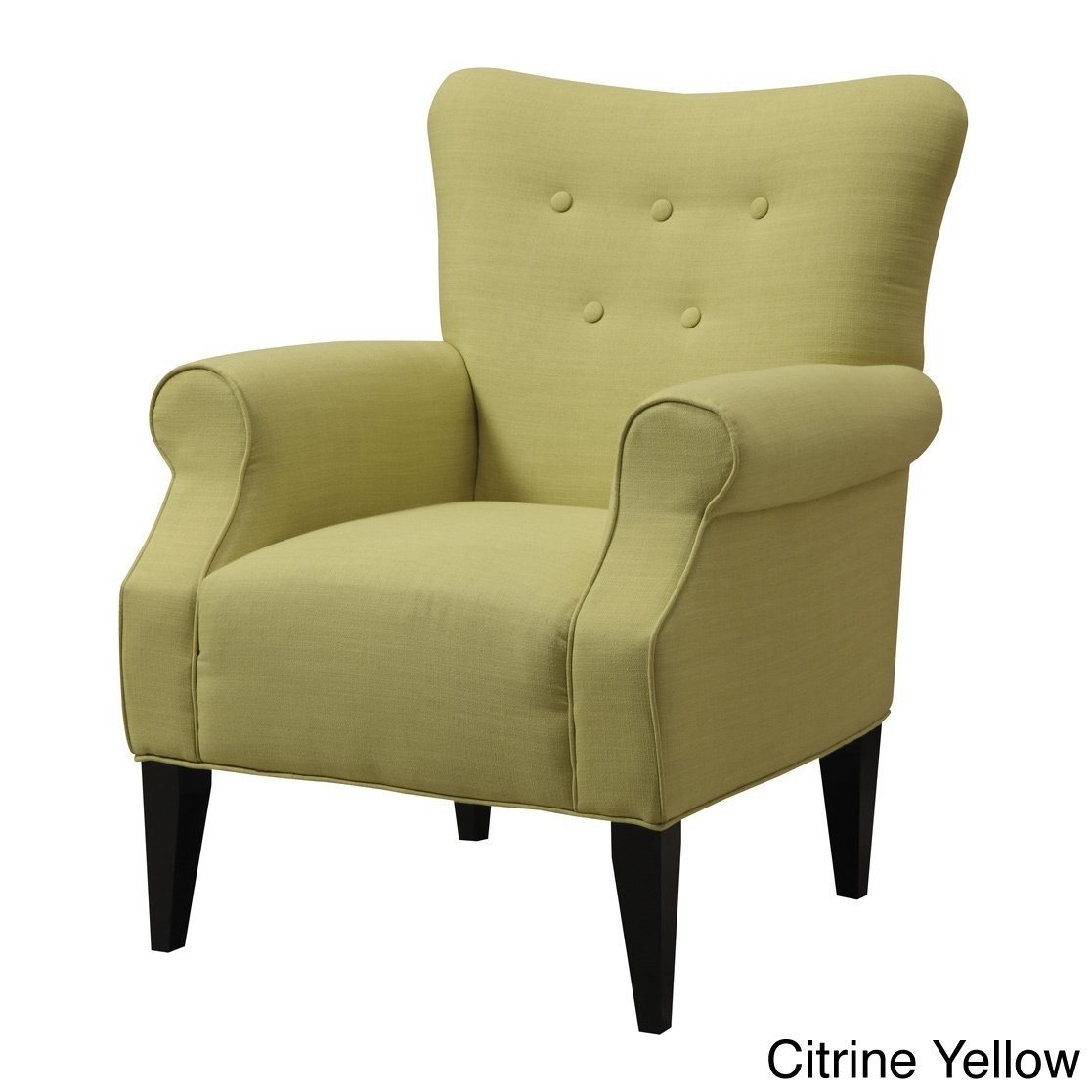 Shop Emerald Lydia Accent Chair – Free Shipping Today – Overstock With Regard To Recent Mallard Side Chairs With Cushion (View 15 of 20)