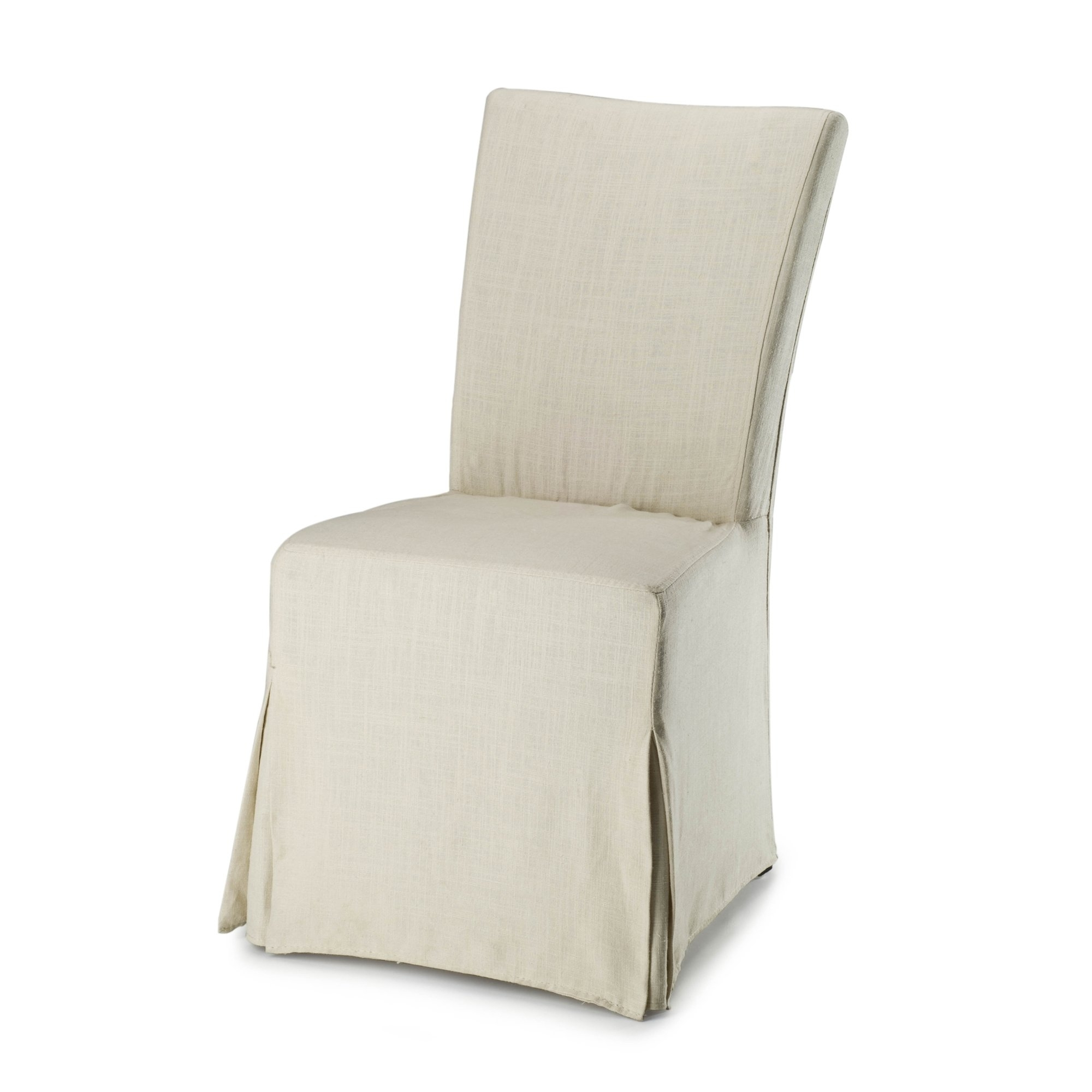 Shop Safavieh Parsons Dining Slipcover Dining Chairs (Set Of 2) – 33 Pertaining To Trendy Garten Linen Skirted Side Chairs Set Of  (View 16 of 20)