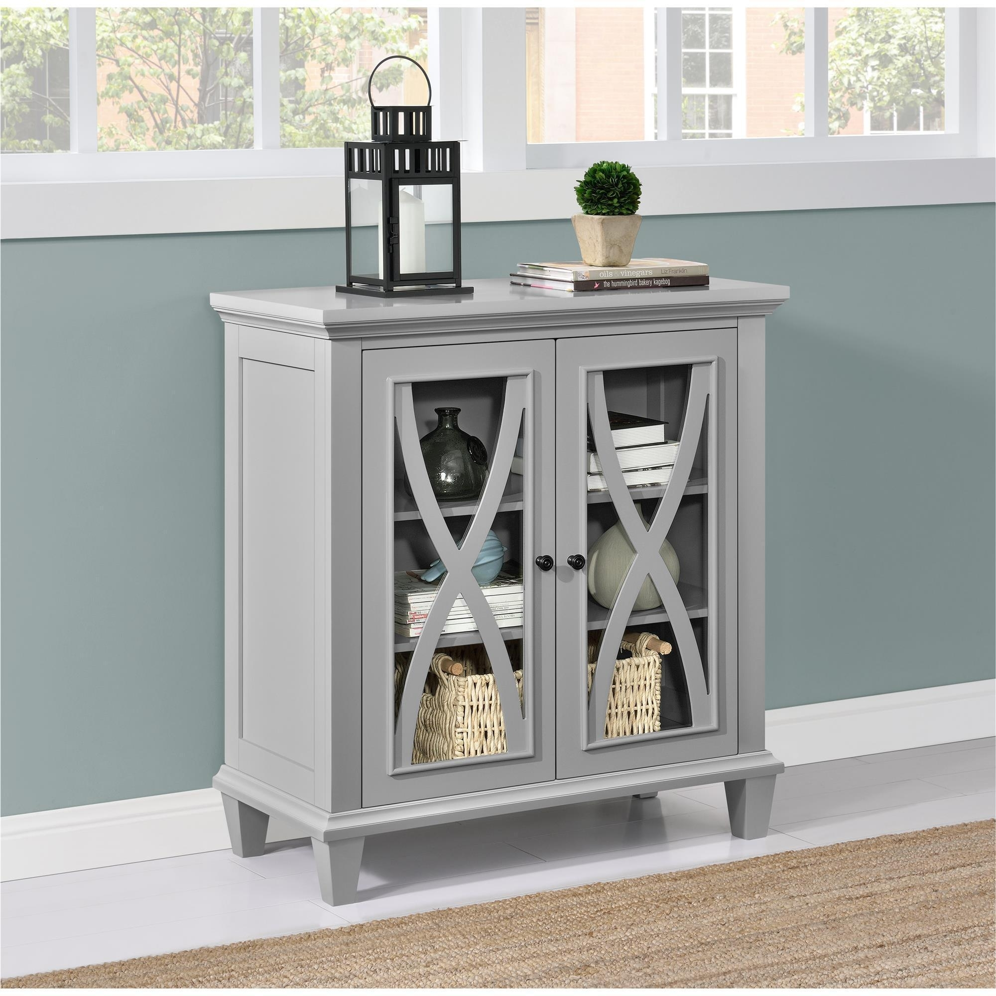 Shop The Gray Barn Chestnut Grove Accent Cabinet – On Sale – Free Intended For Best And Newest Oil Pale Finish 4 Door Sideboards (View 14 of 20)