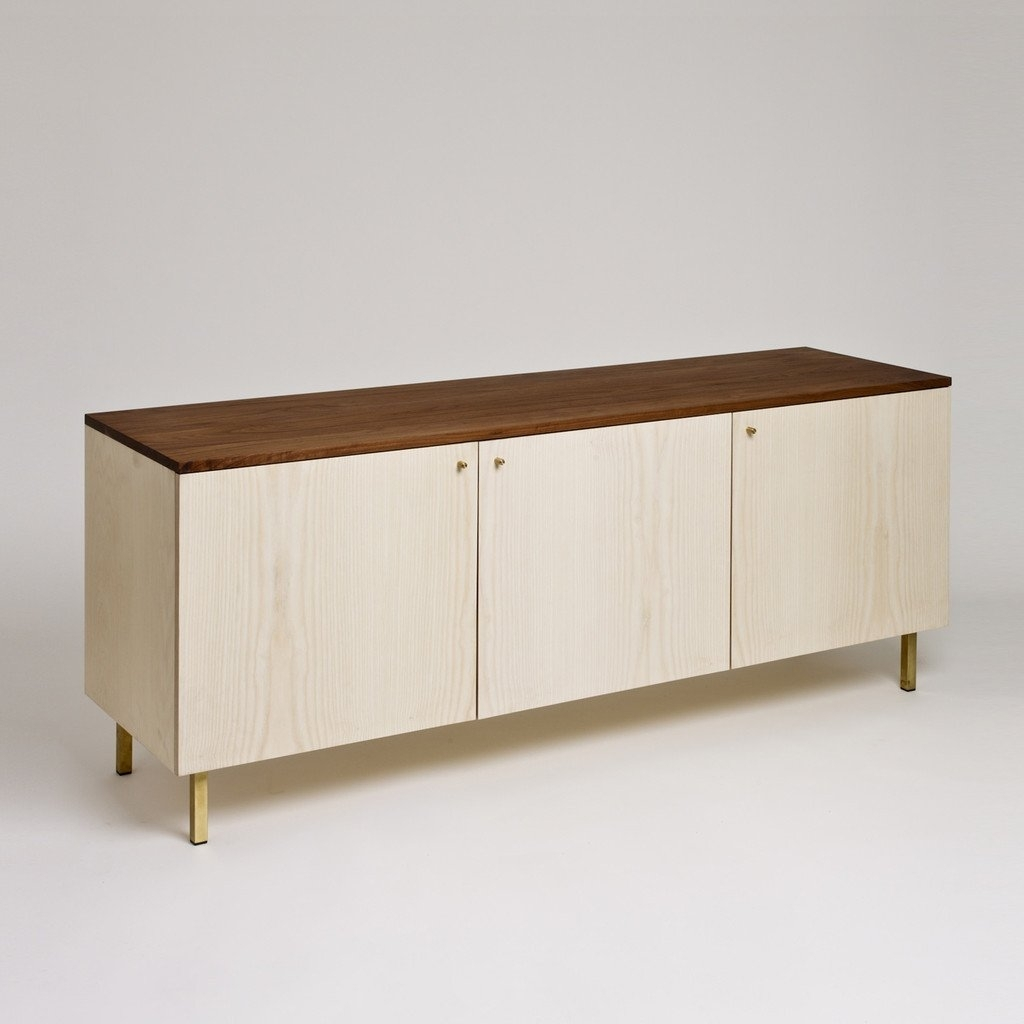 Sideboard Twoanother Country — Haus® Regarding Current Oil Pale Finish 3 Door Sideboards (View 4 of 20)