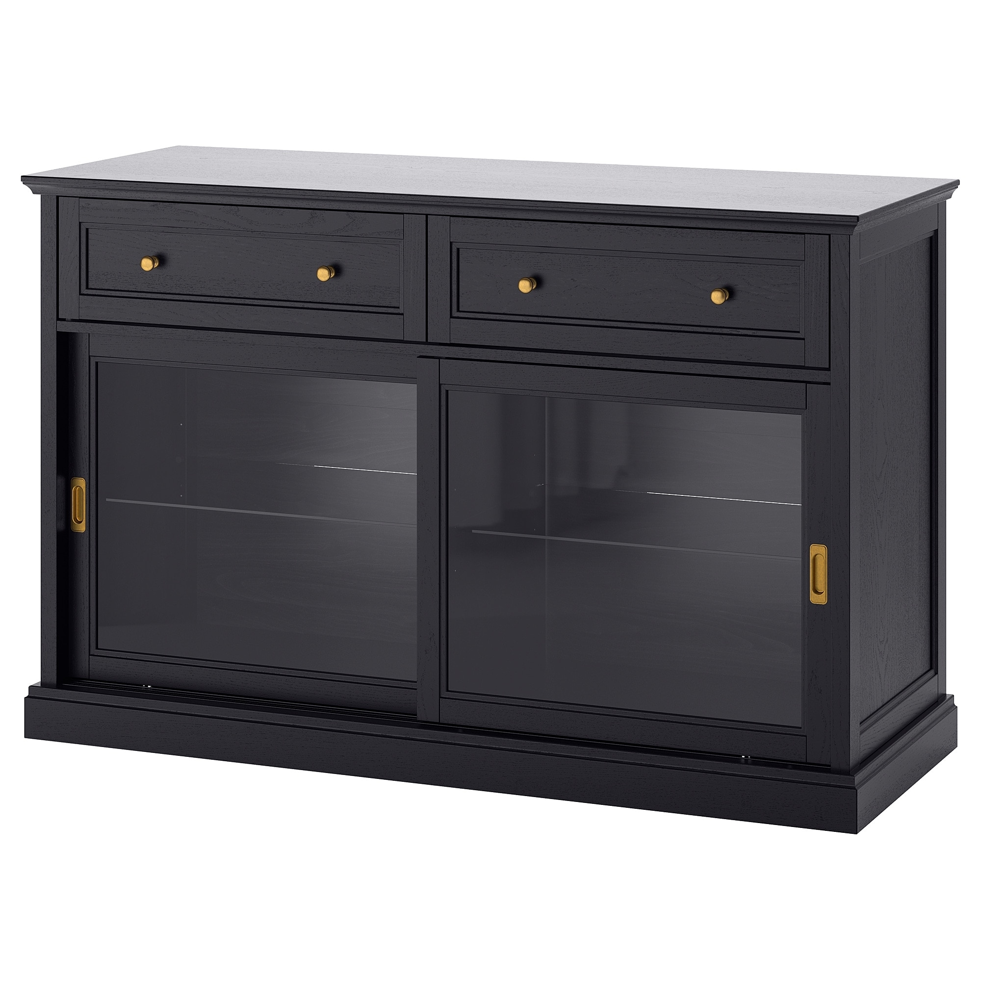 Sideboards & Buffet Cabinets | Ikea With Most Recent Blue Stone Light Rustic Black Sideboards (#17 of 20)