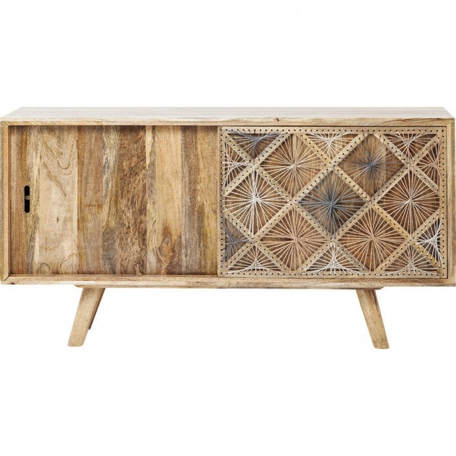 Inspiration about Sideboards Pertaining To Most Recently Released Metal Refinement 4 Door Sideboards (#5 of 20)