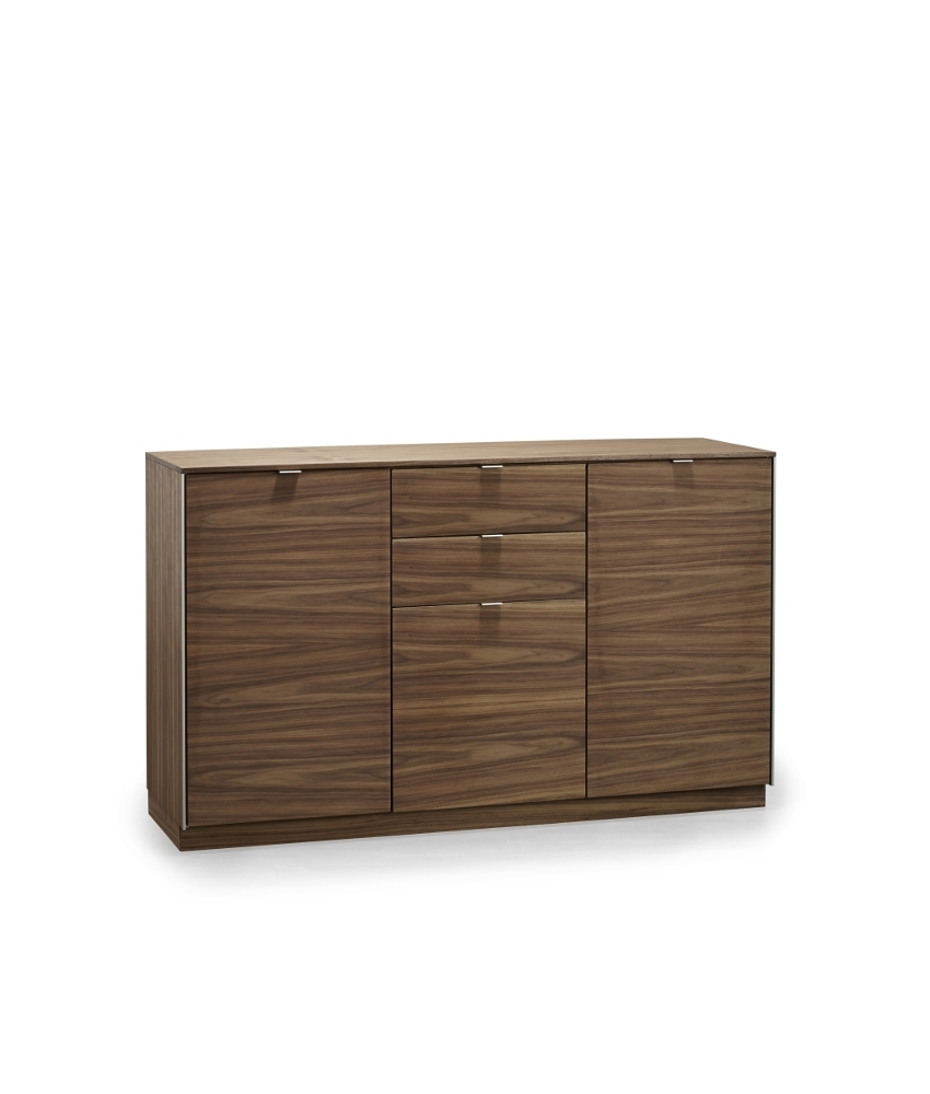 Skovby Sm 932 Sideboard – Forma Furniture Intended For Most Current Metal Refinement 4 Door Sideboards (View 18 of 20)