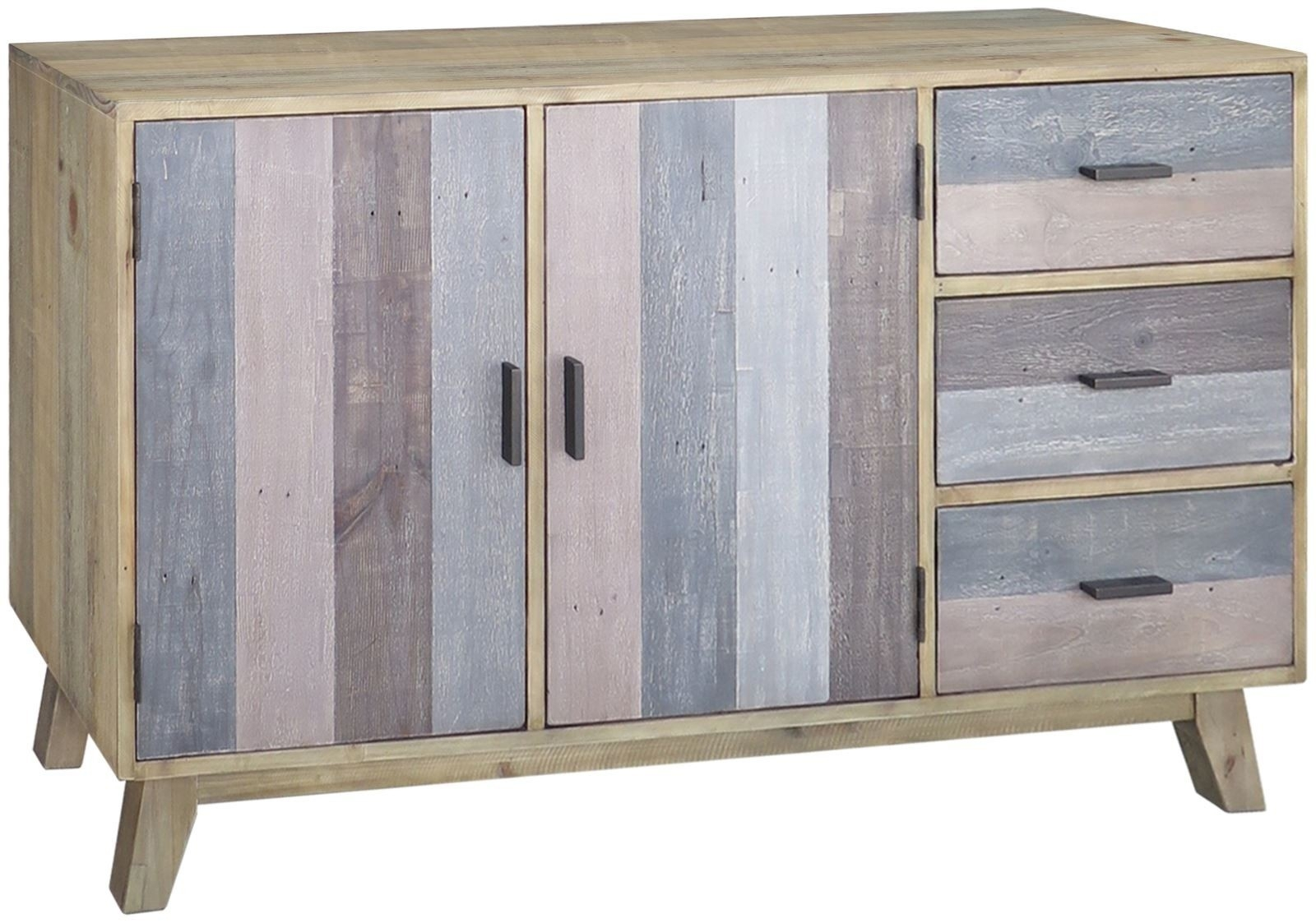 Sorrento Reclaimed Large Sideboard – Style Our Home Throughout 2018 4 Door/4 Drawer Cast Jali Sideboards (#16 of 20)