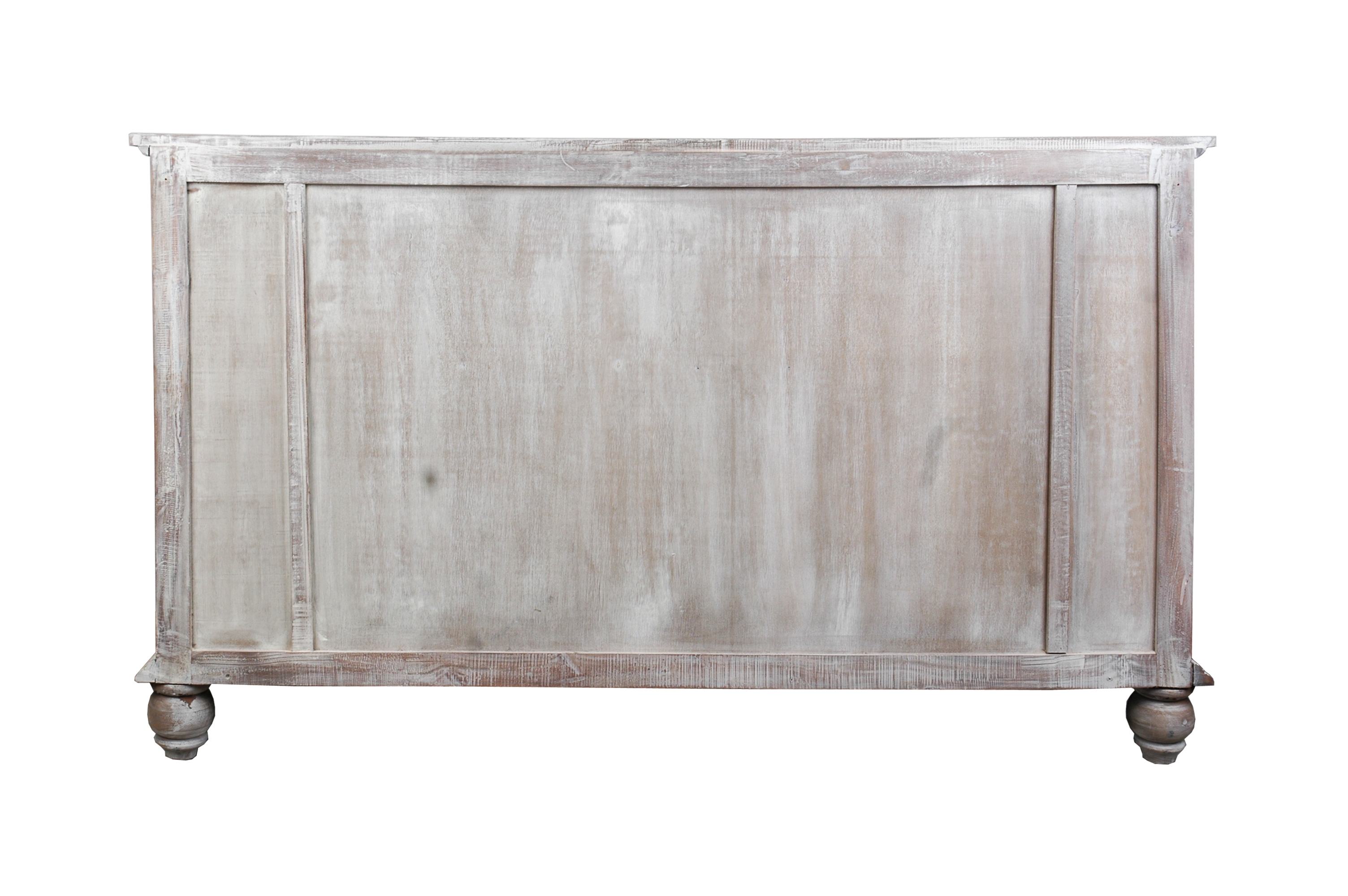 Sunset Trading Cottage Distressed Gray Wood Sideboard – Sunset Trading Pertaining To Current Vintage Finish 4 Door Sideboards (View 15 of 20)