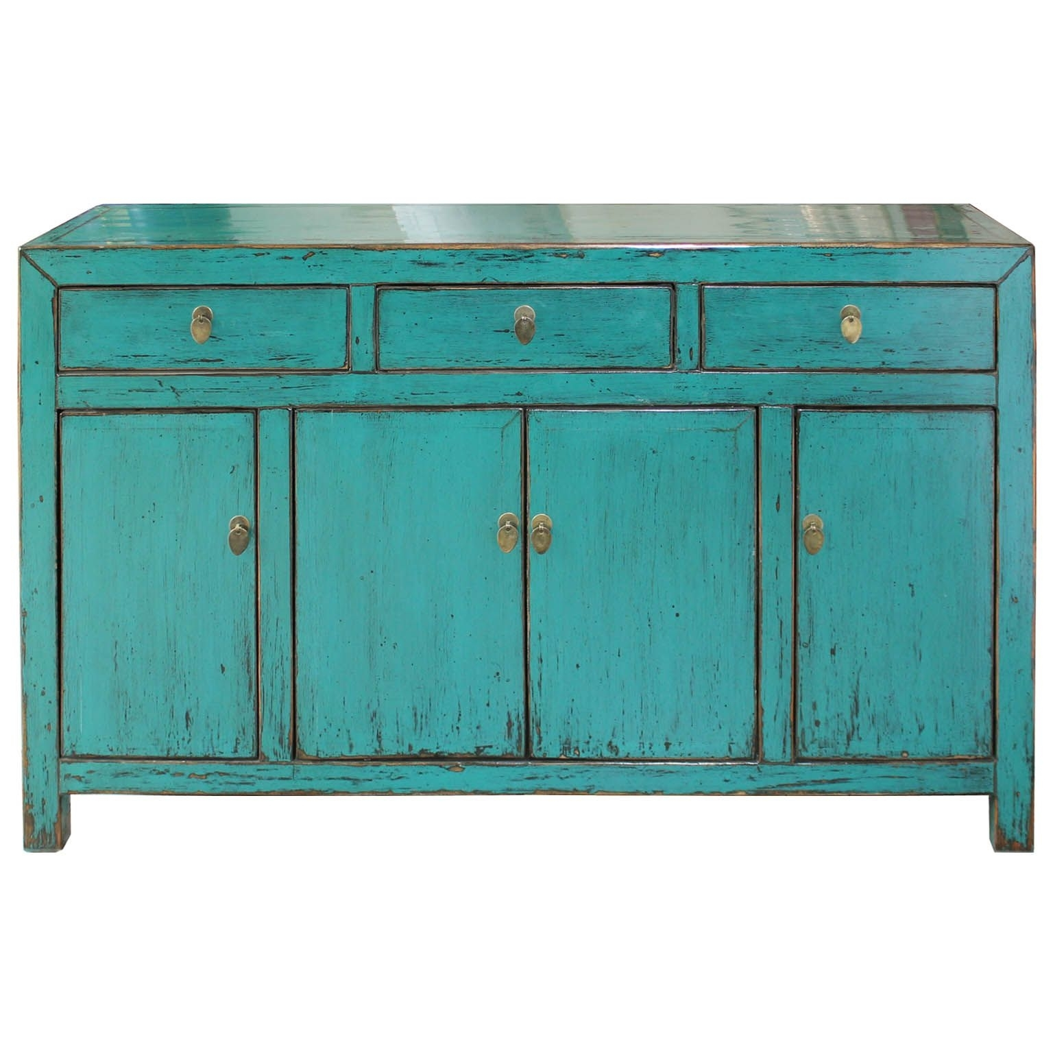 Inspiration about Teal Sideboard | Buffets And Sideboards | Pinterest | Drawers, Bold In Newest Calhoun Sideboards (#3 of 20)