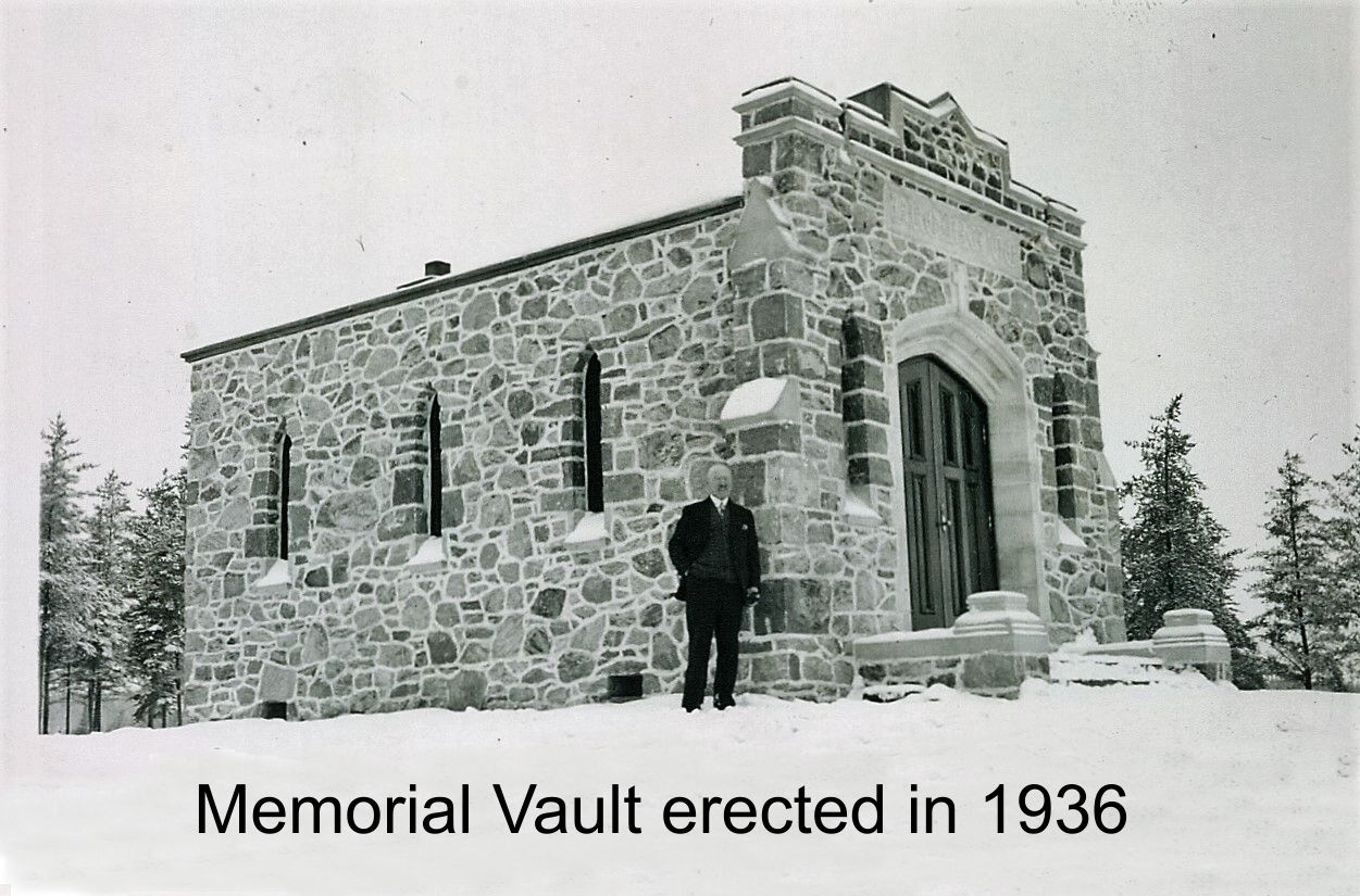 The Michael J Morris Report: Brownlee Memorial Chapel Erected In Intended For Most Recent Chapleau Side Chairs (#17 of 20)