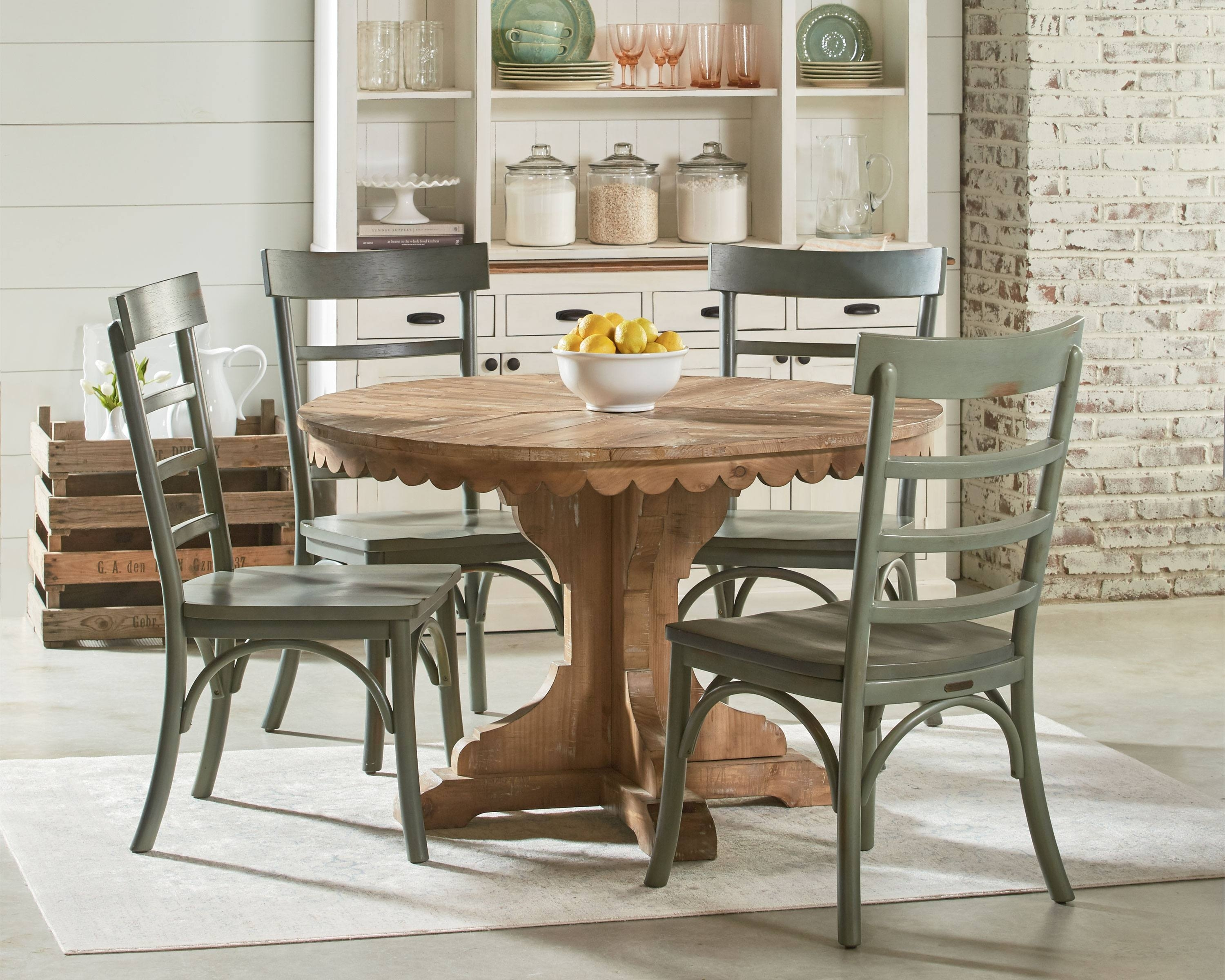 Inspiration about Top Tier + Harper – Magnolia Home Intended For Best And Newest Magnolia Home Harper Patina Side Chairs (#6 of 20)