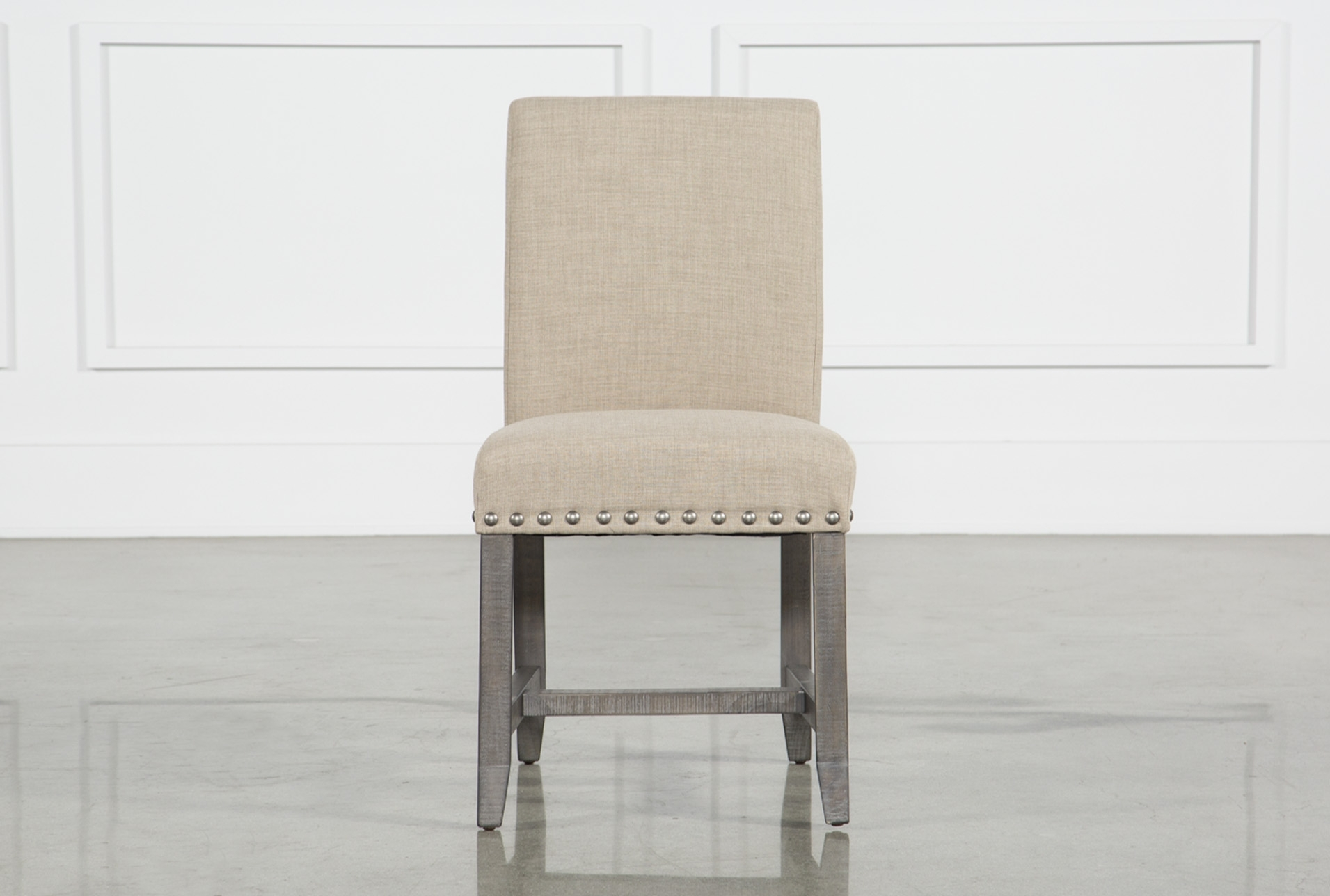 Inspiration about Trendy Jaxon Grey Wood Side Chairs For Jaxon Grey Upholstered Side Chair (#3 of 20)