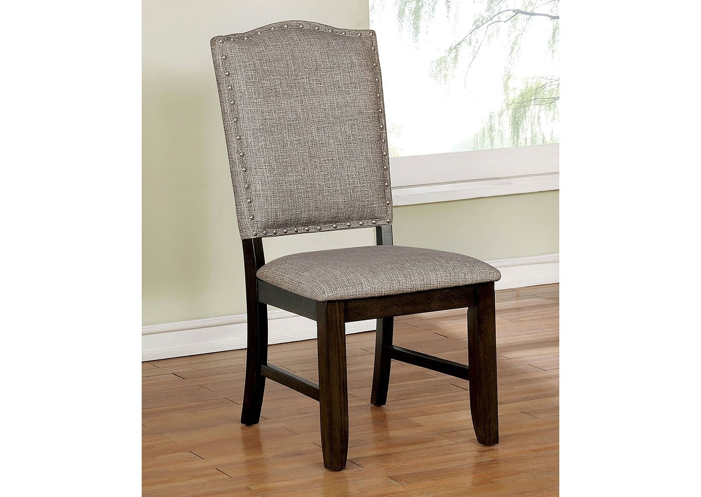 Inspiration about Trendy Moreno Valley Furniture Teagan Side Chair (2/ctn) With Regard To Teagan Side Chairs (#1 of 20)