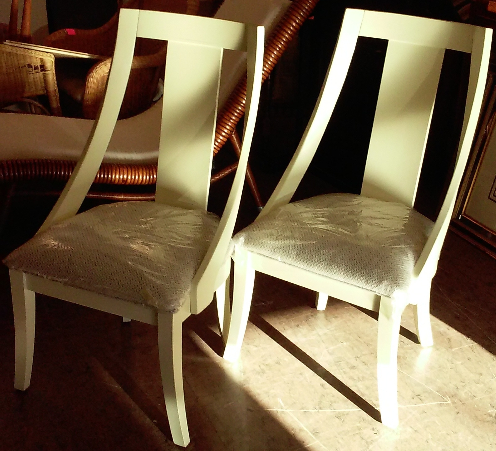 Uhuru Furniture & Collectibles: Sold **reduced** Mod Med Arm Chairs Throughout Famous Mod Ii Arm Chairs (View 20 of 20)
