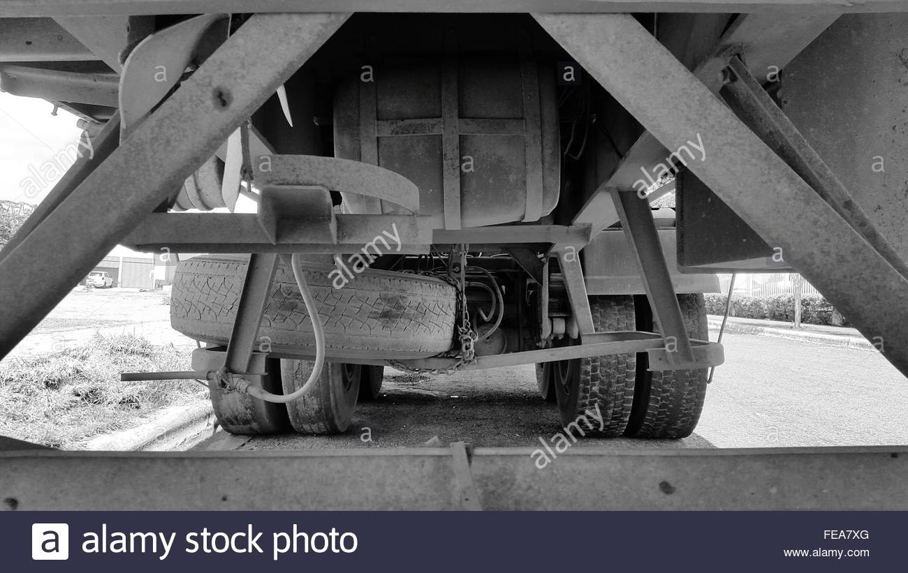 Under Chassis Stock Photos & Under Chassis Stock Images – Alamy Throughout Recent Yamal Wheeled Sideboards (View 7 of 20)