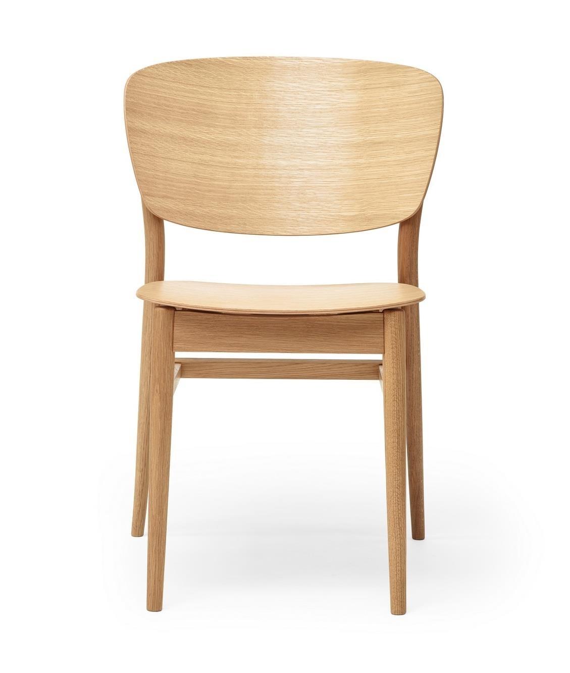 Valencia Side Chairs With Upholstered Seat Inside Latest Valencia Side Chair, Wooden – Telegraph Contract Furniture (#13 of 20)