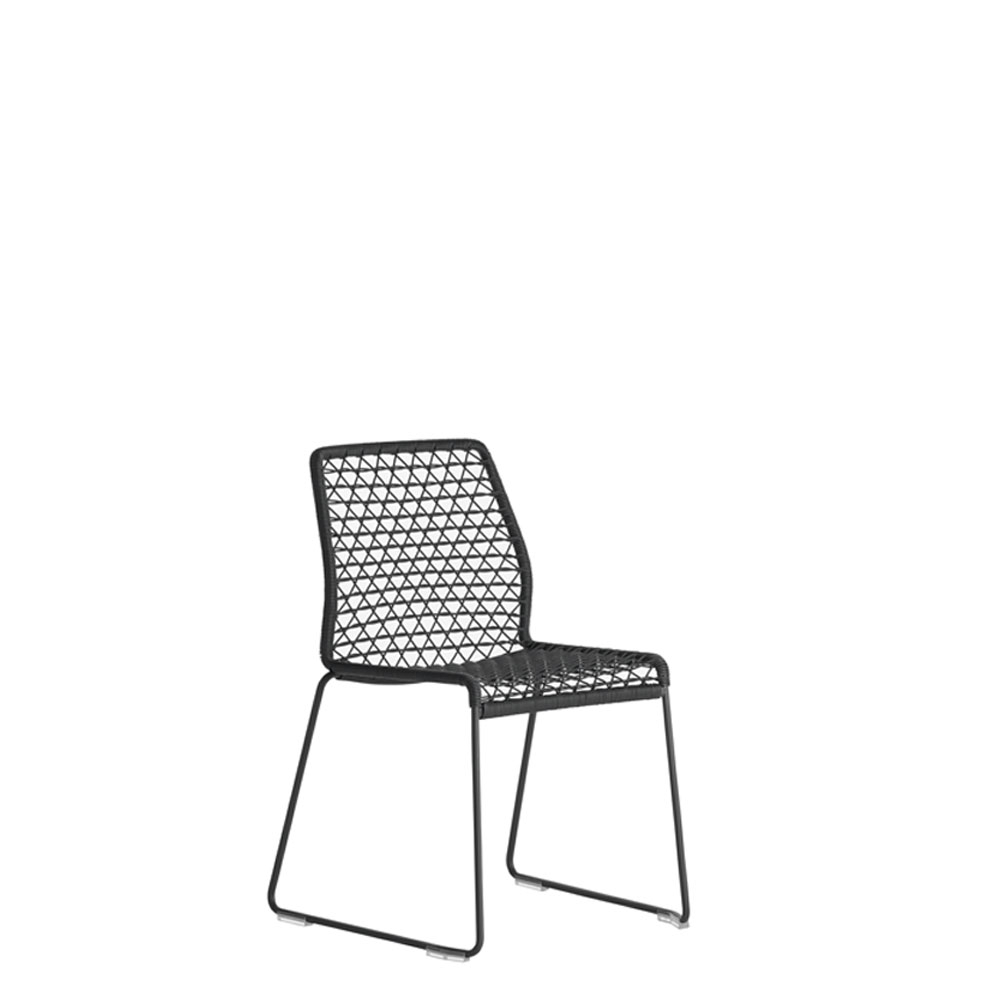 Inspiration about Vela Side Chairs Intended For Widely Used 698 Vela Chair » Potocco Spa (#9 of 20)