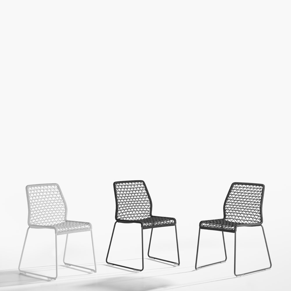 Inspiration about Vela Side Chairs Regarding Current 698 Vela Chair » Potocco Spa (#14 of 20)