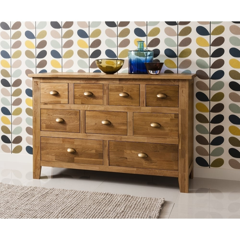 Inspiration about Vermont Solid Sideboard In Natural Oak | Noa & Nani Inside Most Up To Date Natural South Pine Sideboards (#1 of 20)