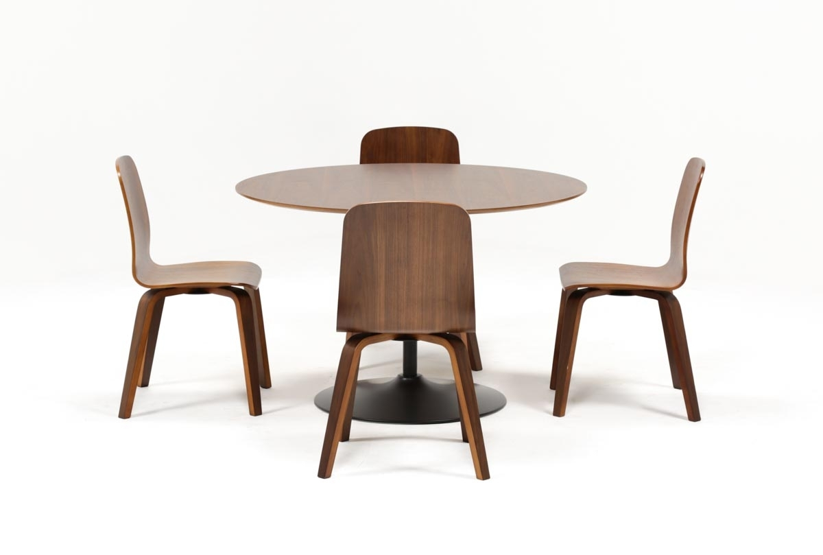 Inspiration about Vespa 5 Piece Dining Set (#7 of 20)