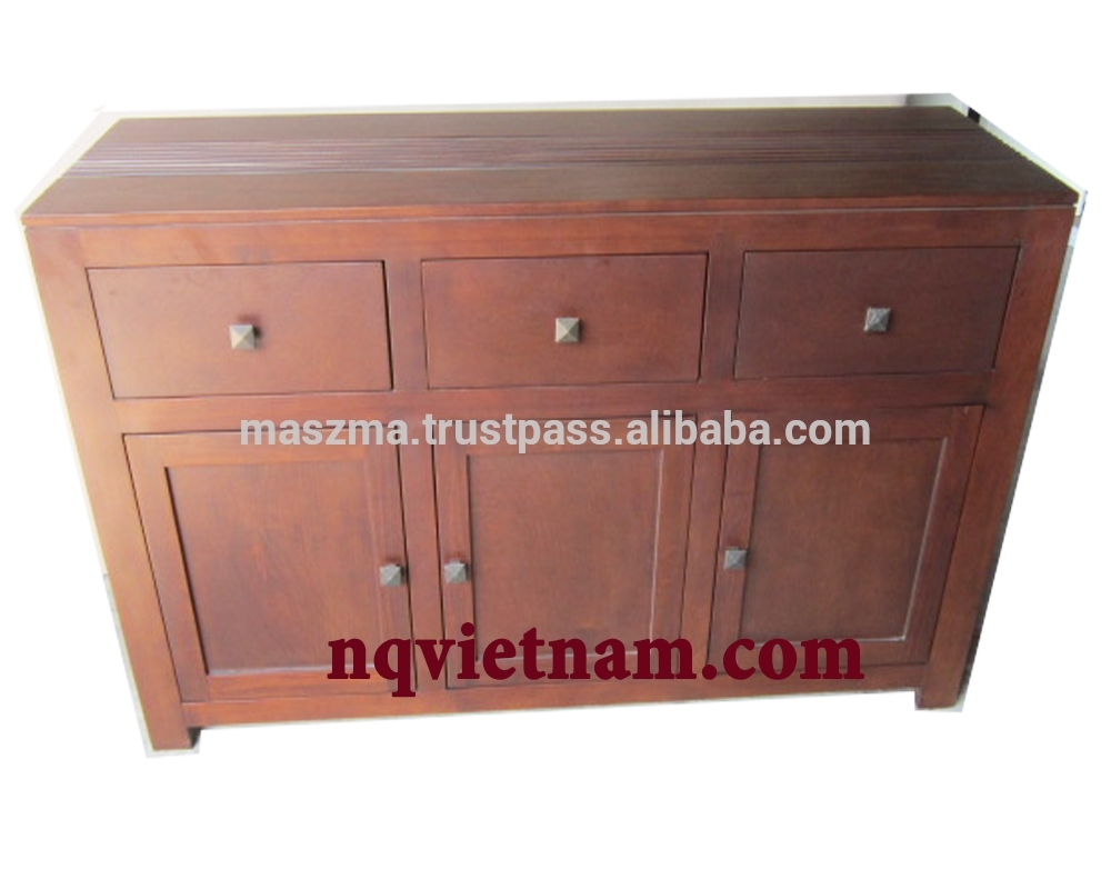 Inspiration about Vietnam Sideboard, Vietnam Sideboard Manufacturers And Suppliers On For Most Current White Wash 4 Door Galvanized Sideboards (#12 of 20)