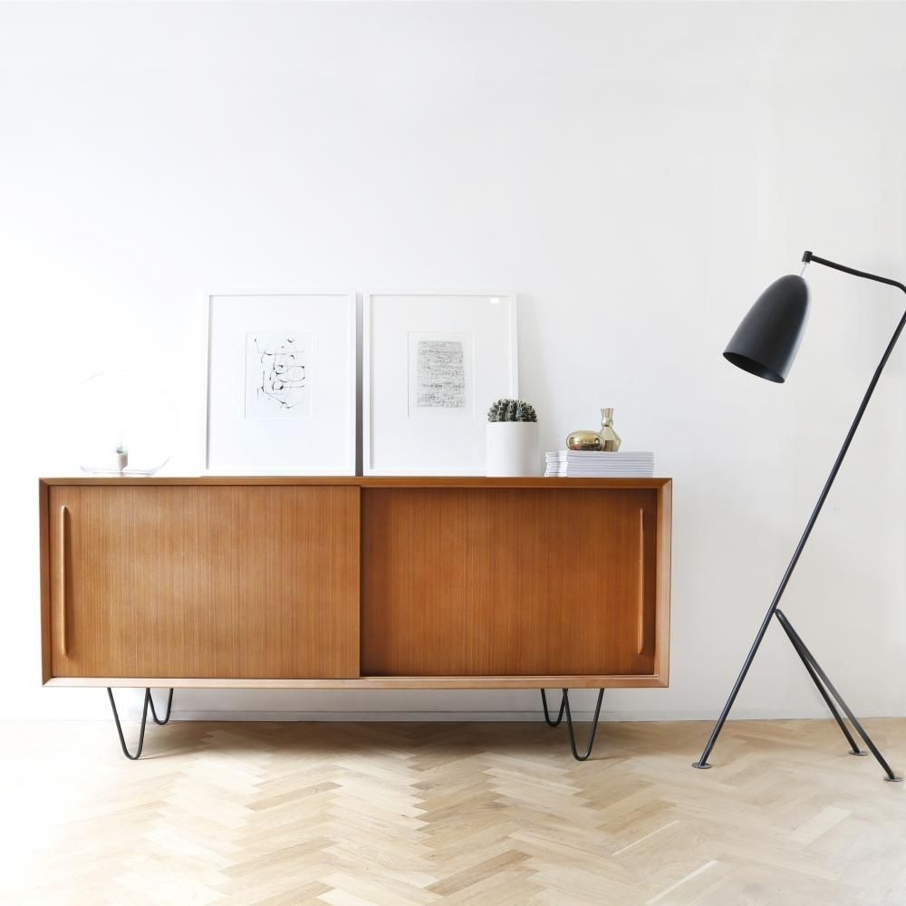 Inspiration about Vintage Anrichte | Dream House | Pinterest | Living Room, Sideboard Within Most Current Leven Wine Sideboards (#10 of 20)