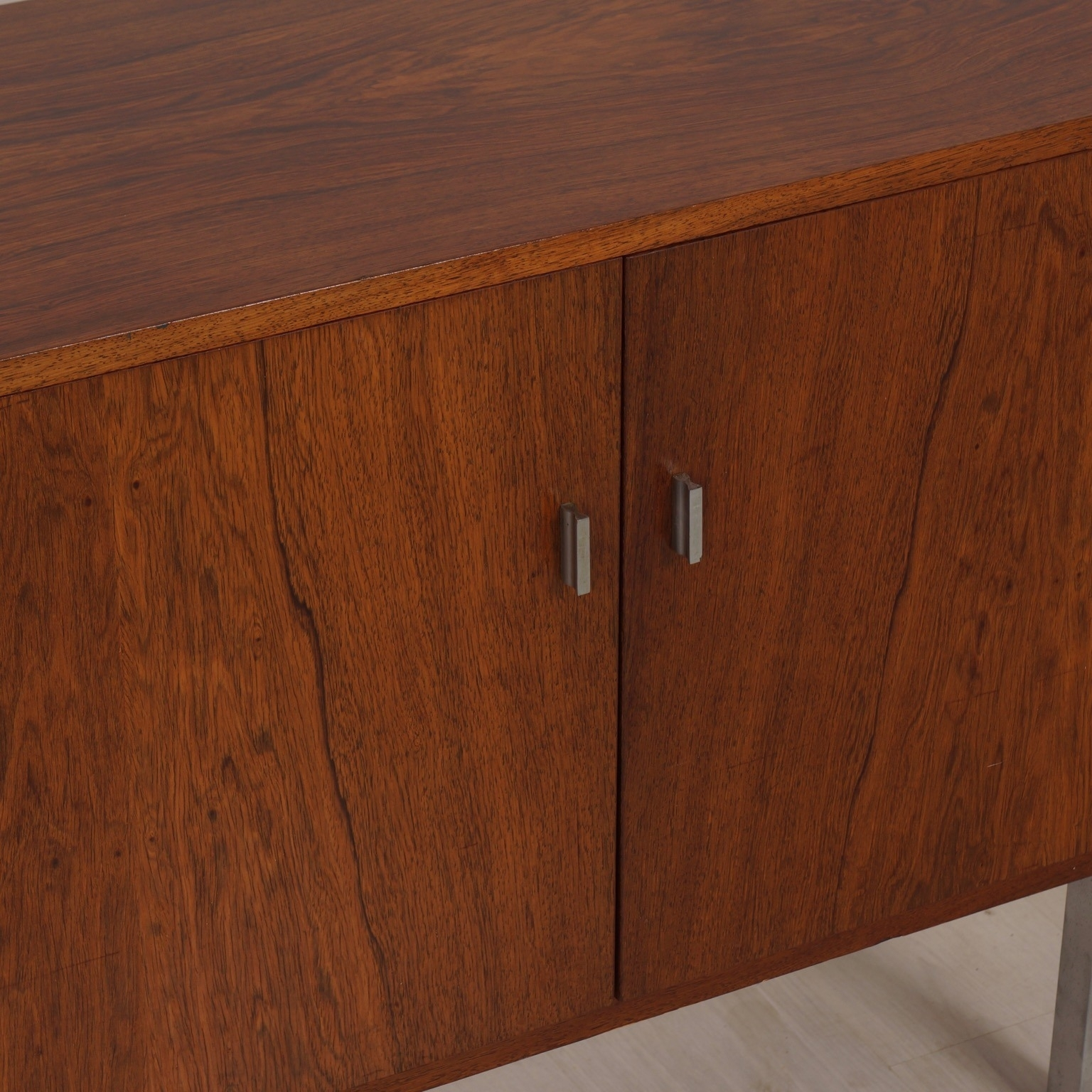 Vintage Sideboard Made Of Rosewood, 1960S – Ztijl Design For Most Recent Vintage Brown Textured Sideboards (View 15 of 20)