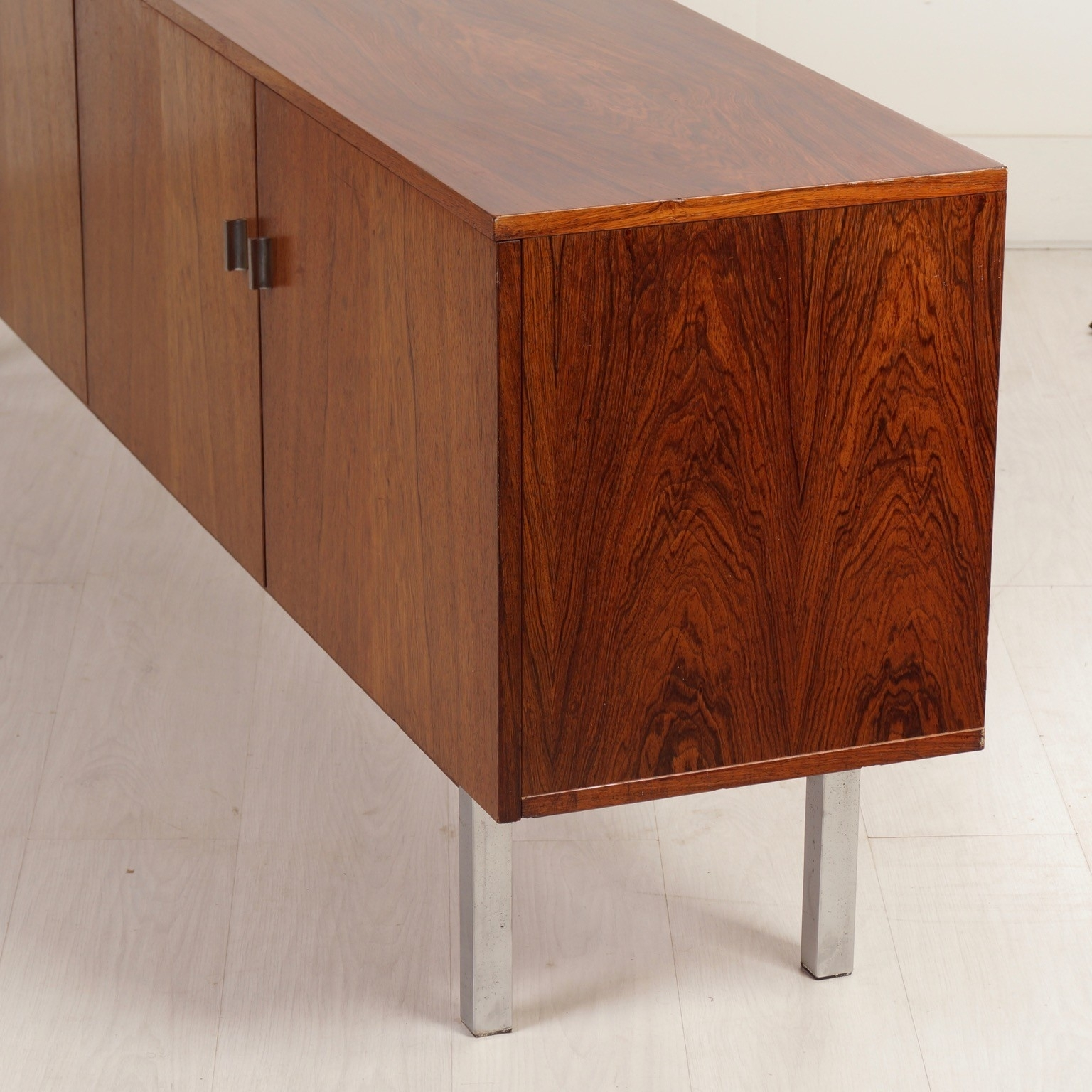 Vintage Sideboard Made Of Rosewood, 1960S – Ztijl Design With Most Recent Vintage Brown Textured Sideboards (View 4 of 20)