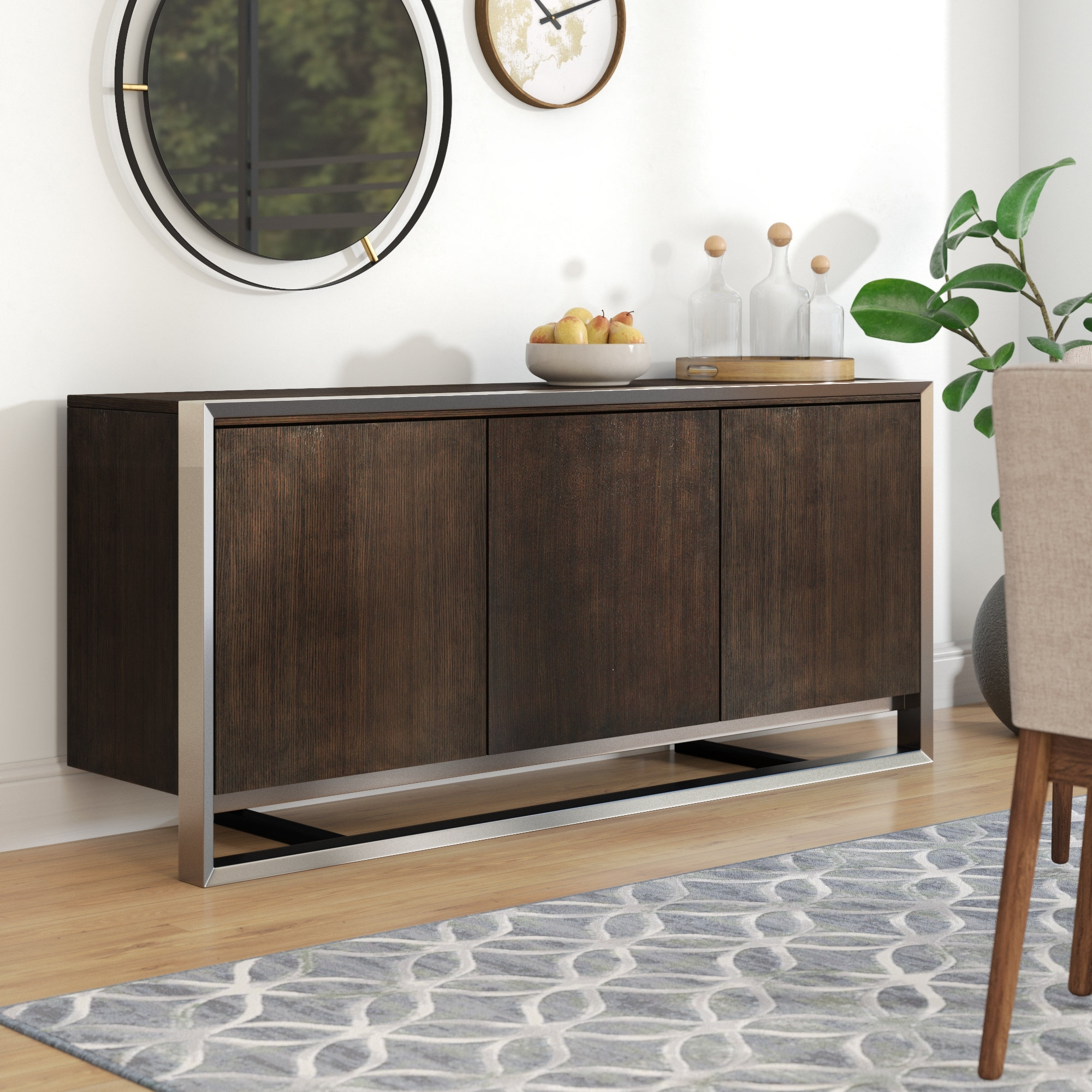 Inspiration about Wade Logan Vincent Sideboard & Reviews | Wayfair In Recent Logan Sideboards (#11 of 20)