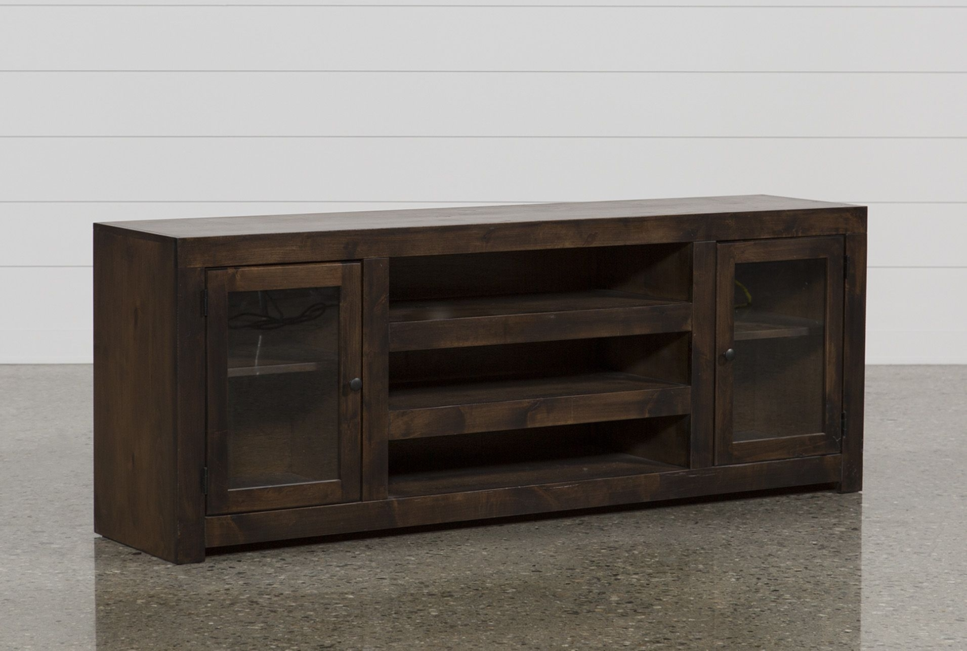 Inspiration about Walton 72 Inch Tv Stand For Newest Brown Wood 72 Inch Sideboards (#17 of 20)