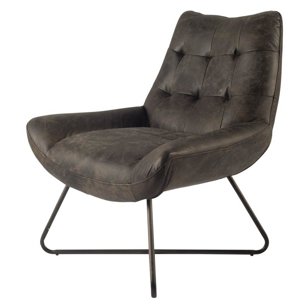 Inspiration about Wayfair Intended For Trendy Hayden Cognac Side Chairs (#17 of 20)