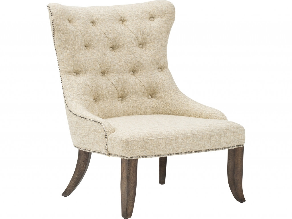Inspiration about Well Known Furniture: Tufted Dining Chair Elegant Hayes Tufted Side Chair In Hayes Side Chairs (#14 of 20)
