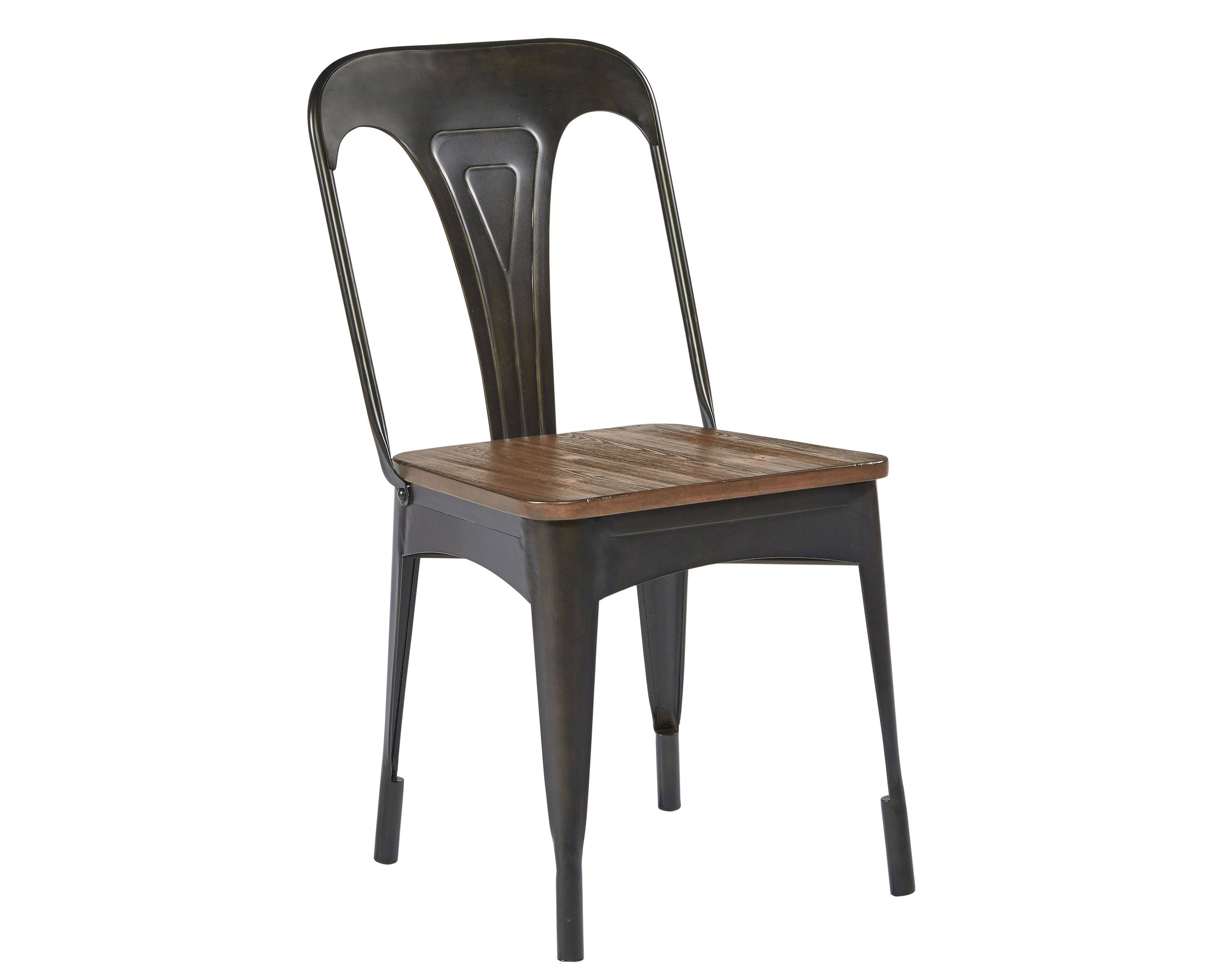 Well Known Hairpin + Molded Shell – Magnolia Home Throughout Magnolia Home Molded Shell Saddle Side Chairs (#18 of 20)