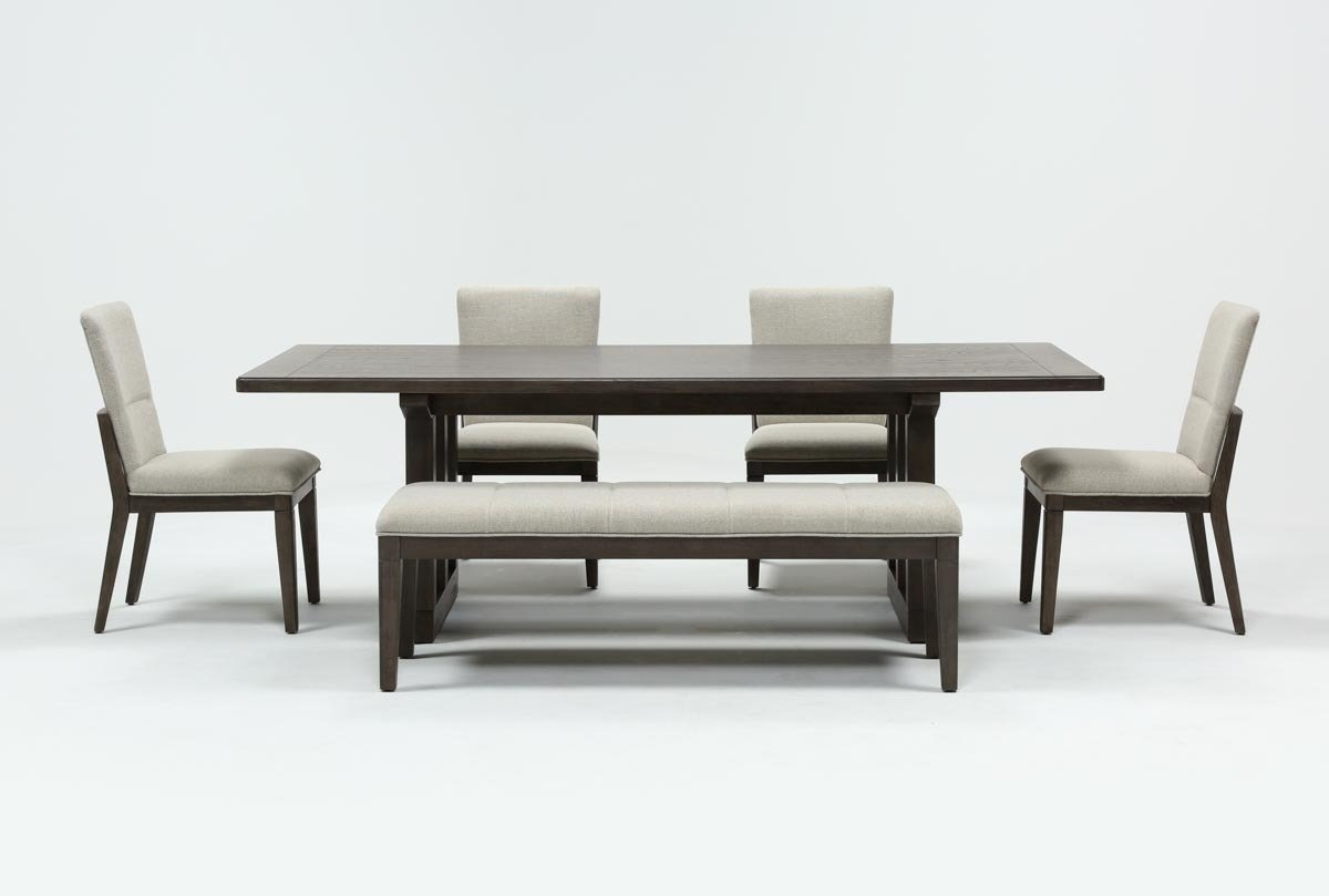Inspiration about Well Known Helms 6 Piece Rectangle Dining Set With Side Chairs (#2 of 20)