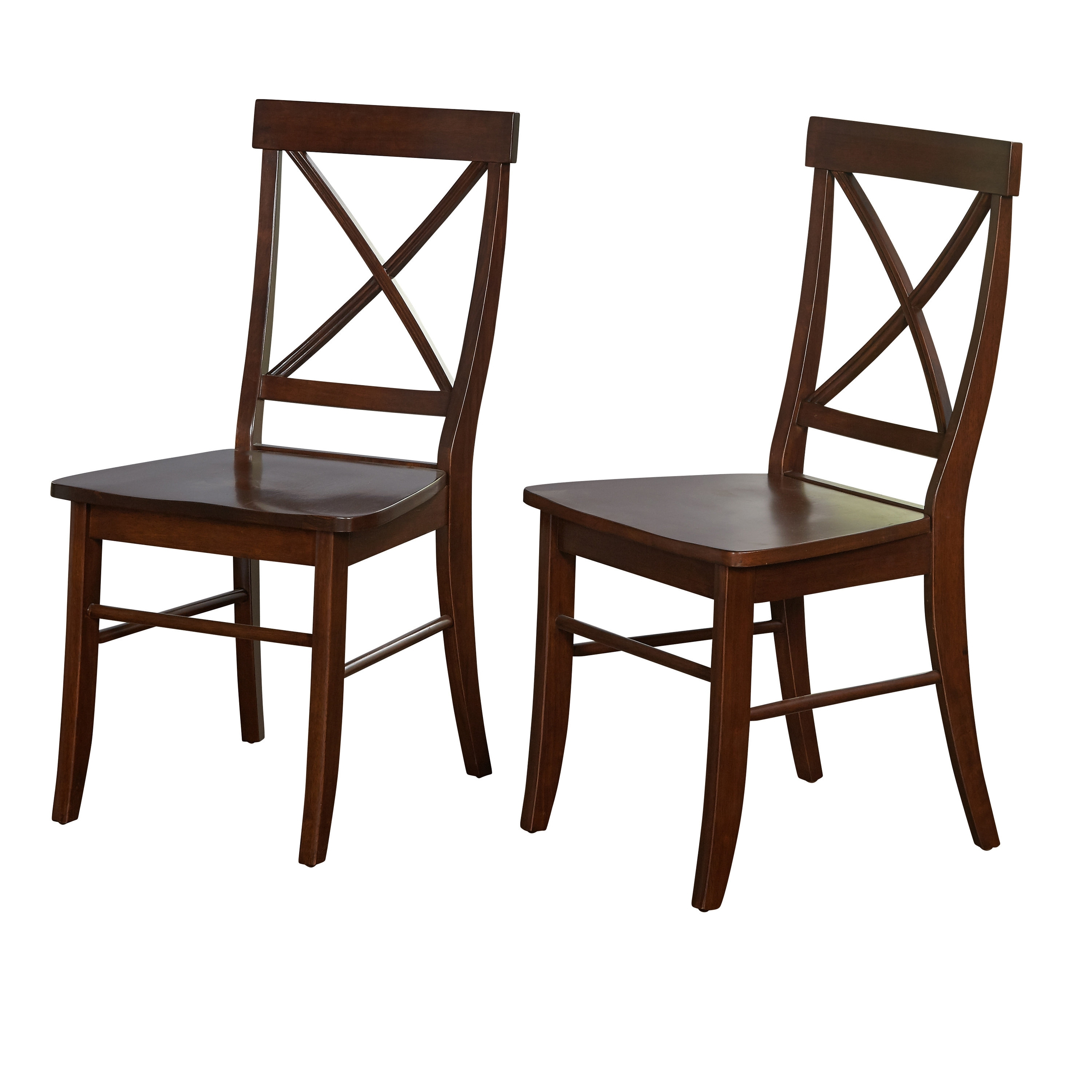Well Known Joss Side Chairs For Brookwood Solid Wood Side Chair & Reviews (#17 of 20)