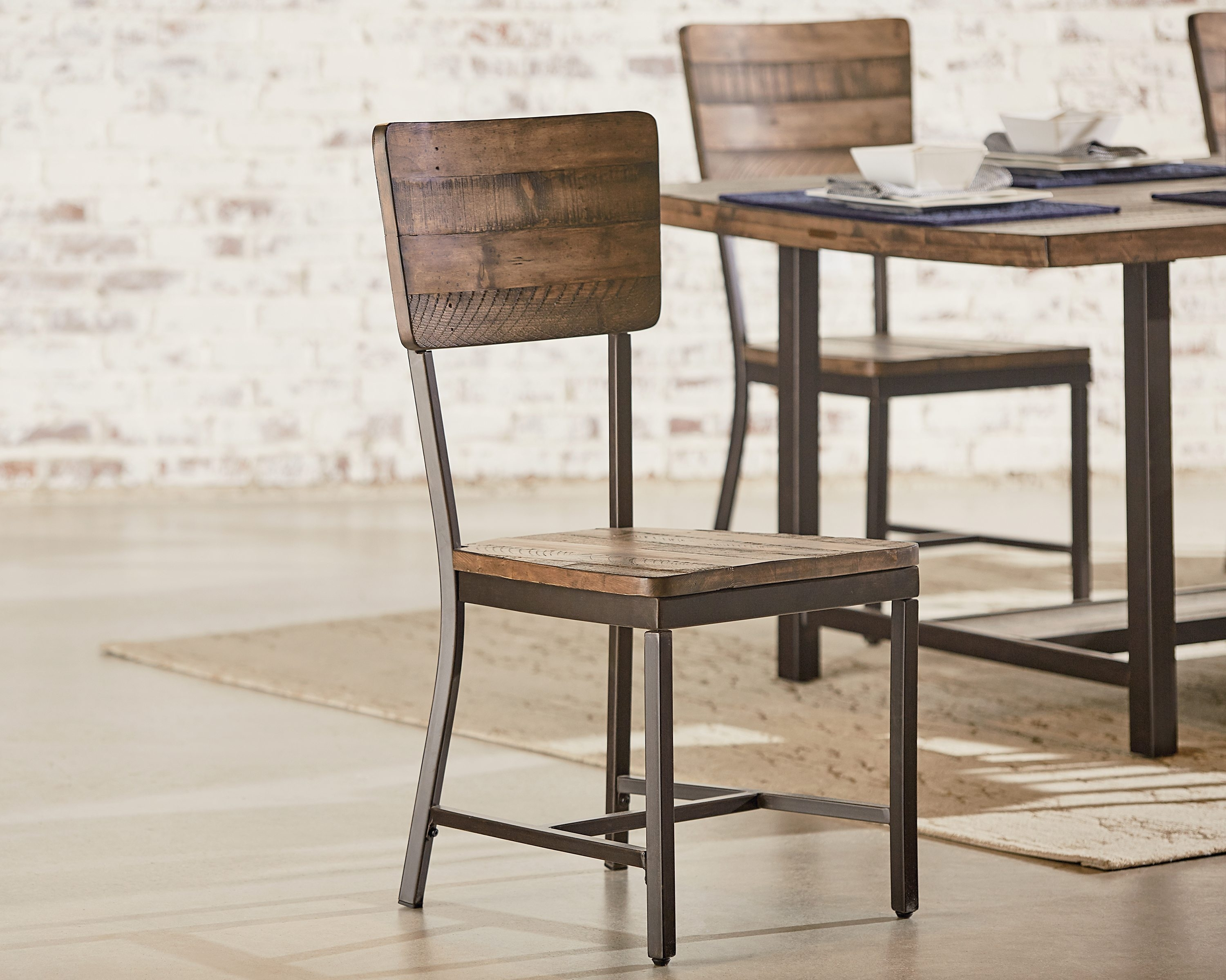 Inspiration about Well Known Magnolia Home Contour Milk Crate Side Chairs With Contour Side Chair – Magnolia Home (#3 of 20)