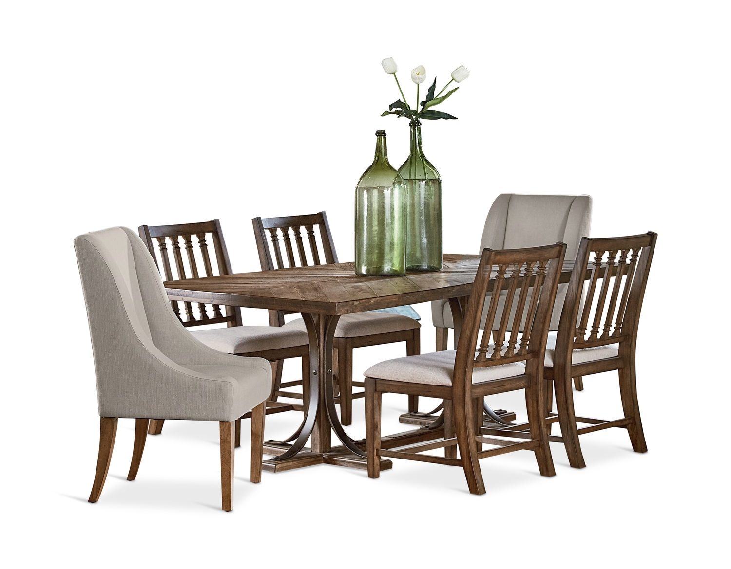Well Known Market Host Chairs In Magnolia Home – Home Furniture – Hom Furniture (View 18 of 20)