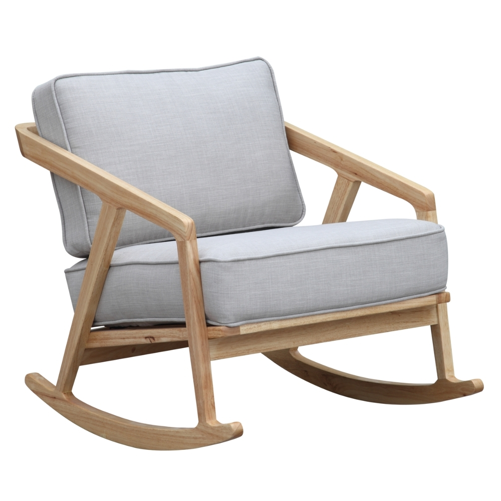 Well Known Mod Ii Arm Chairs With Regard To Solo Rocker Arm Chair (View 14 of 20)