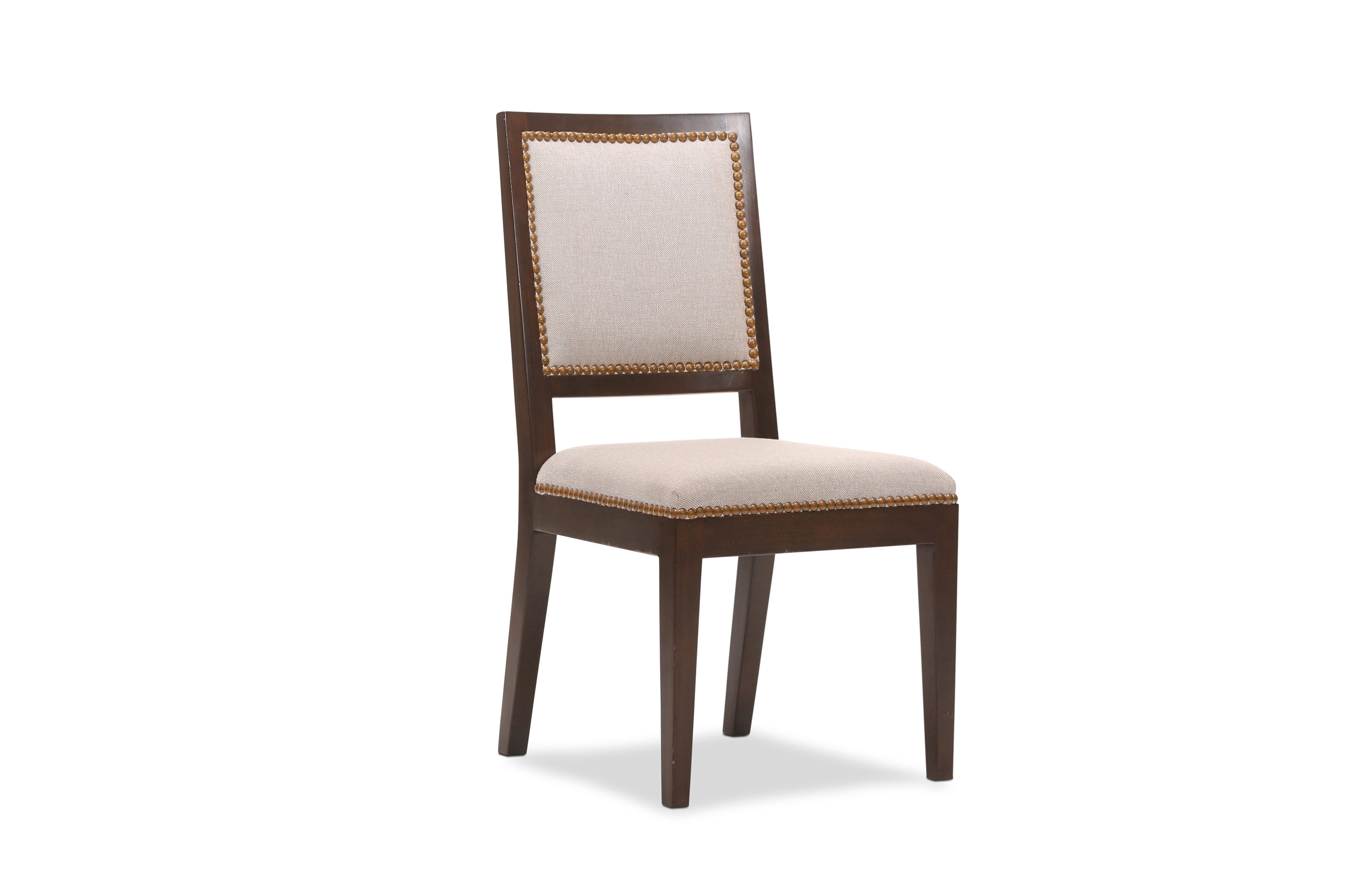 Inspiration about Well Known Pacific Furniture – Custom Furniture – Nailhead Trim Dining Chair Inside Cole Ii Black Side Chairs (#15 of 20)
