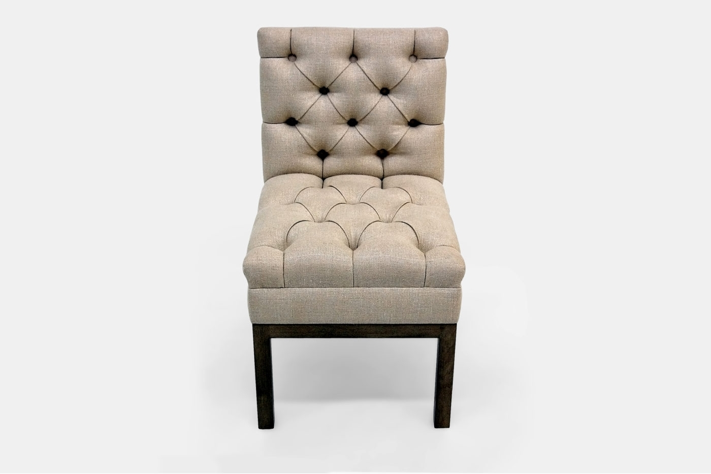 Well Known Tufted Dining Chair – Room With Regard To Ranger Side Chairs (#20 of 20)