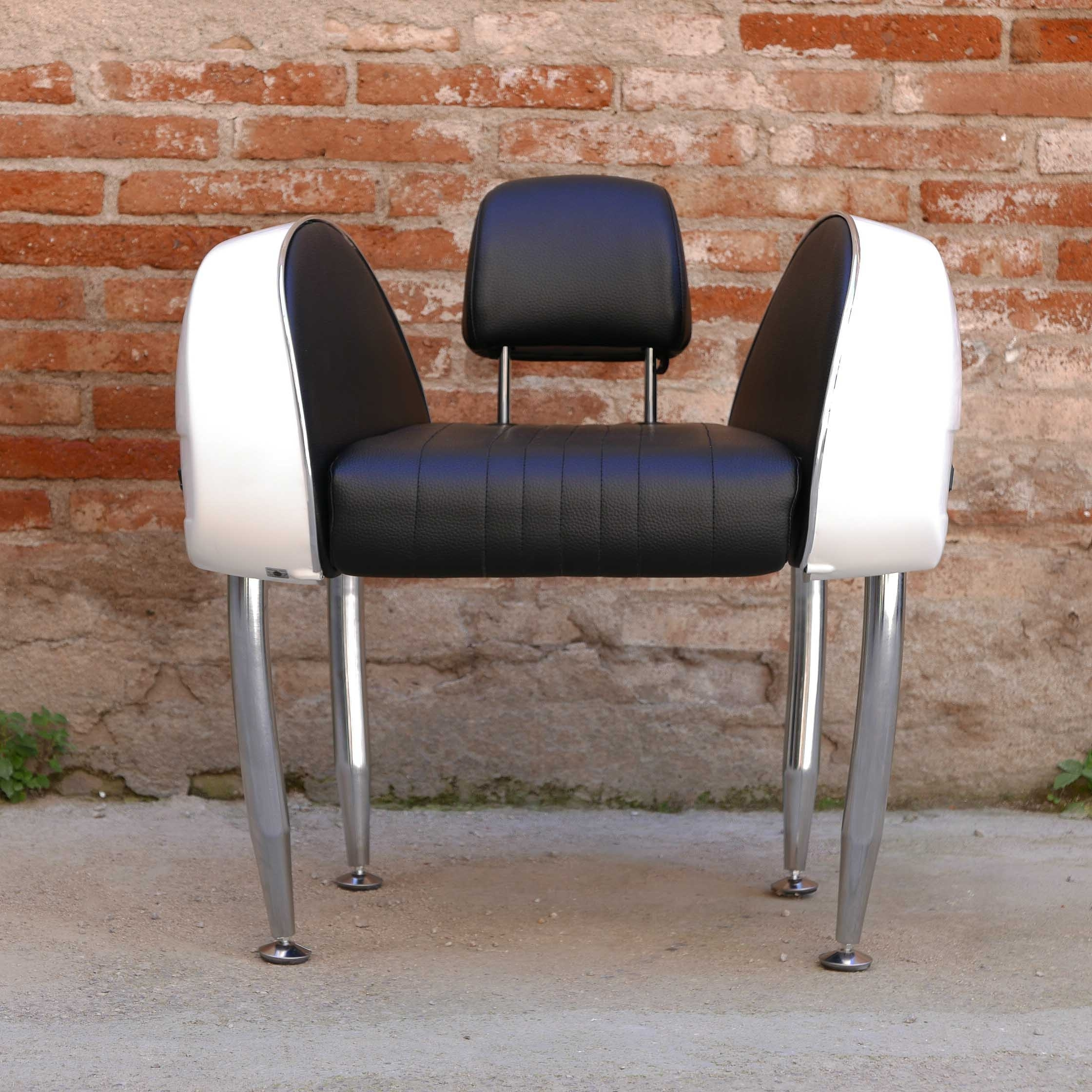 Well Known Vespa Side Chairs Regarding Spider Side Panels (#20 of 20)